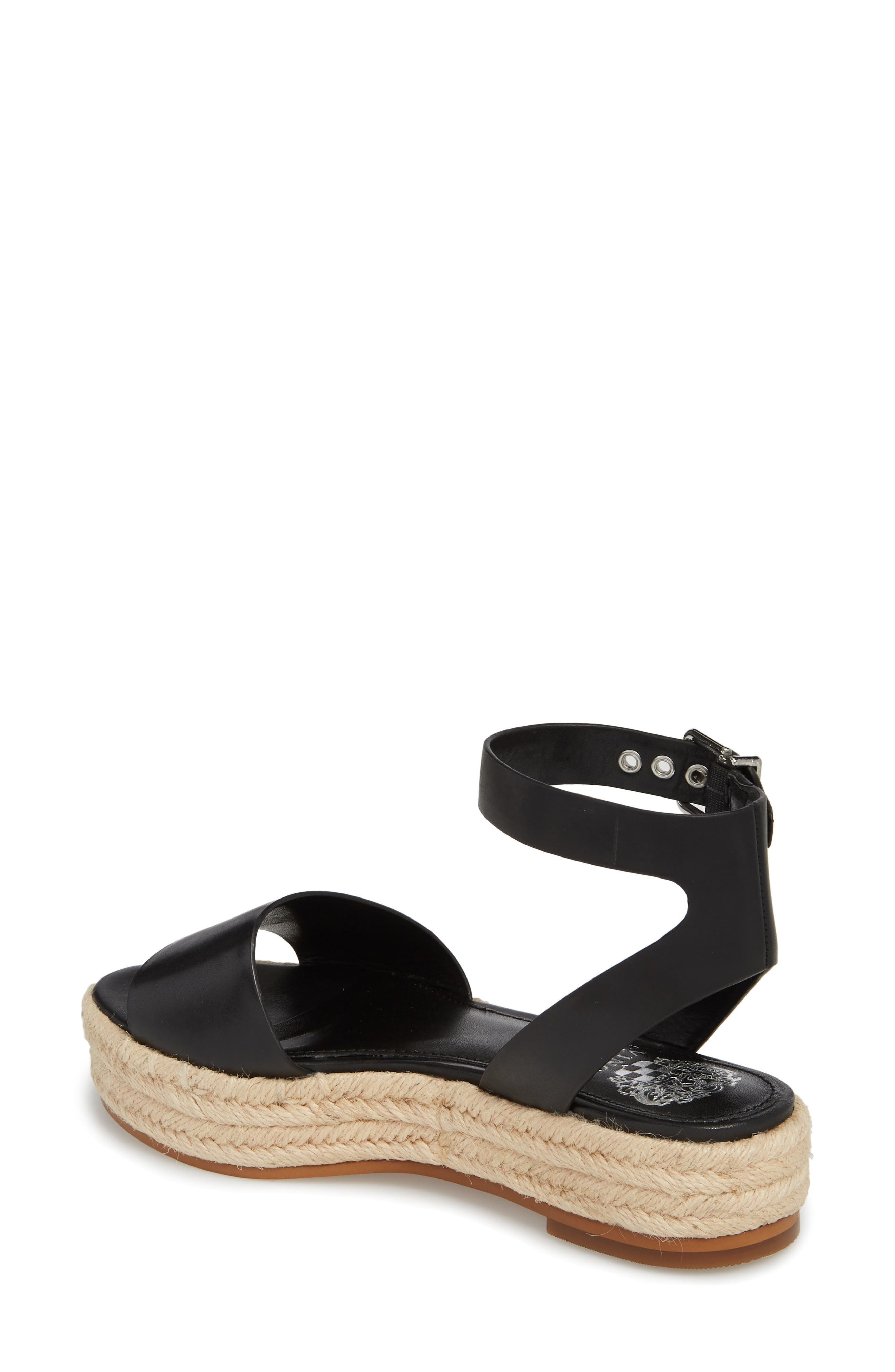 Kathalia Platform Sandal,                             Alternate thumbnail 2, color,                             001