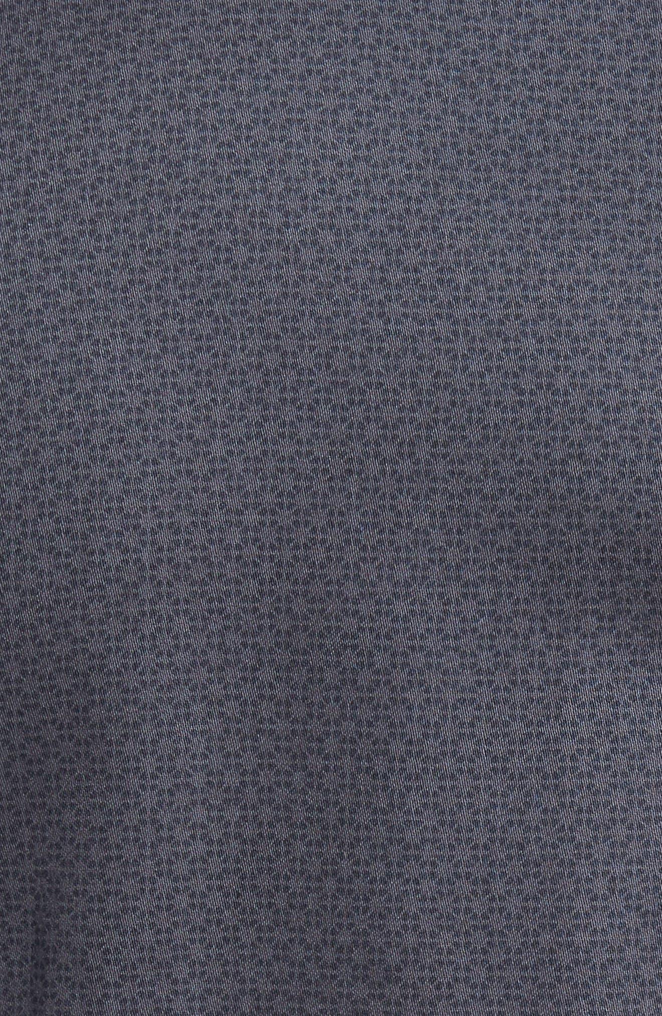 Strazbo Tonal Print Sport Shirt,                             Alternate thumbnail 5, color,                             030