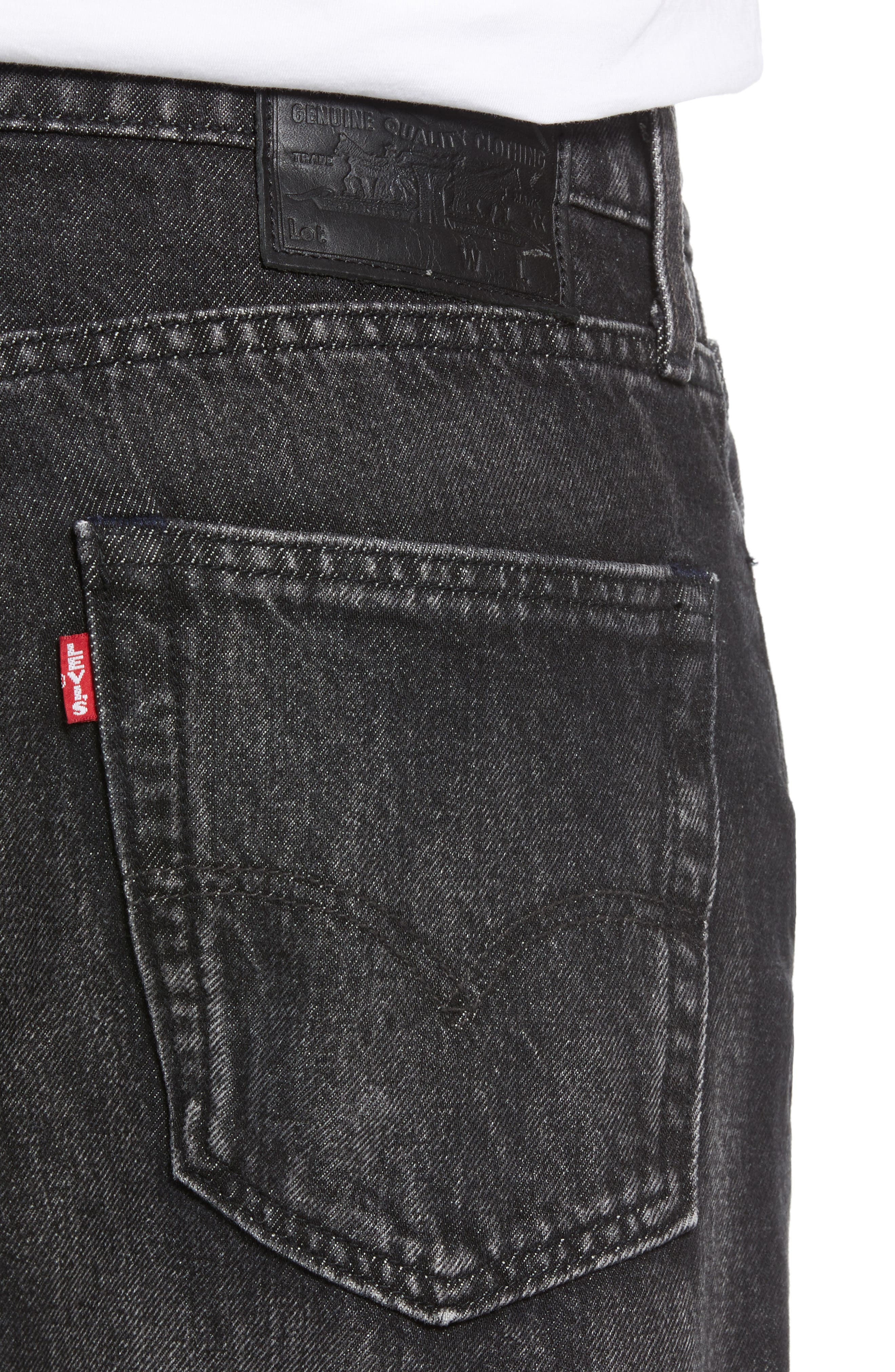 502<sup>™</sup> Slouchy Slim Fit Jeans,                             Alternate thumbnail 4, color,                             MODERN LOVE