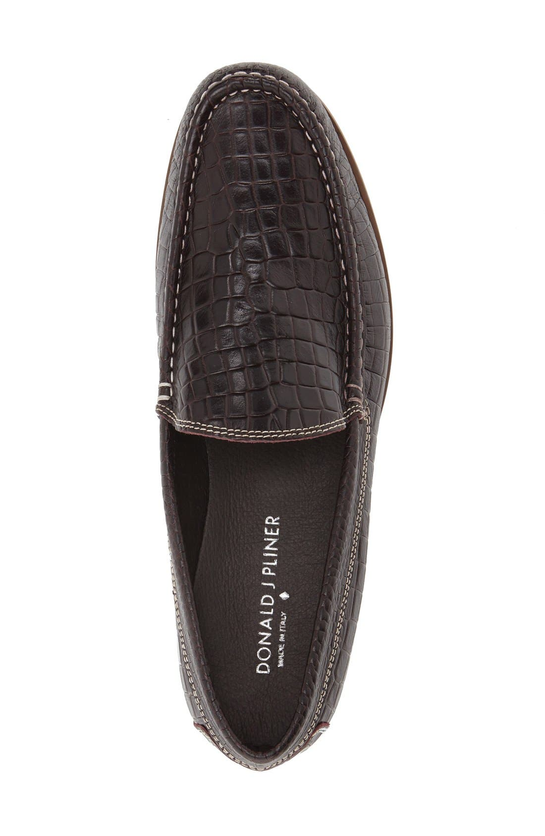 Donald J Pliner 'Nate' Loafer,                             Alternate thumbnail 15, color,