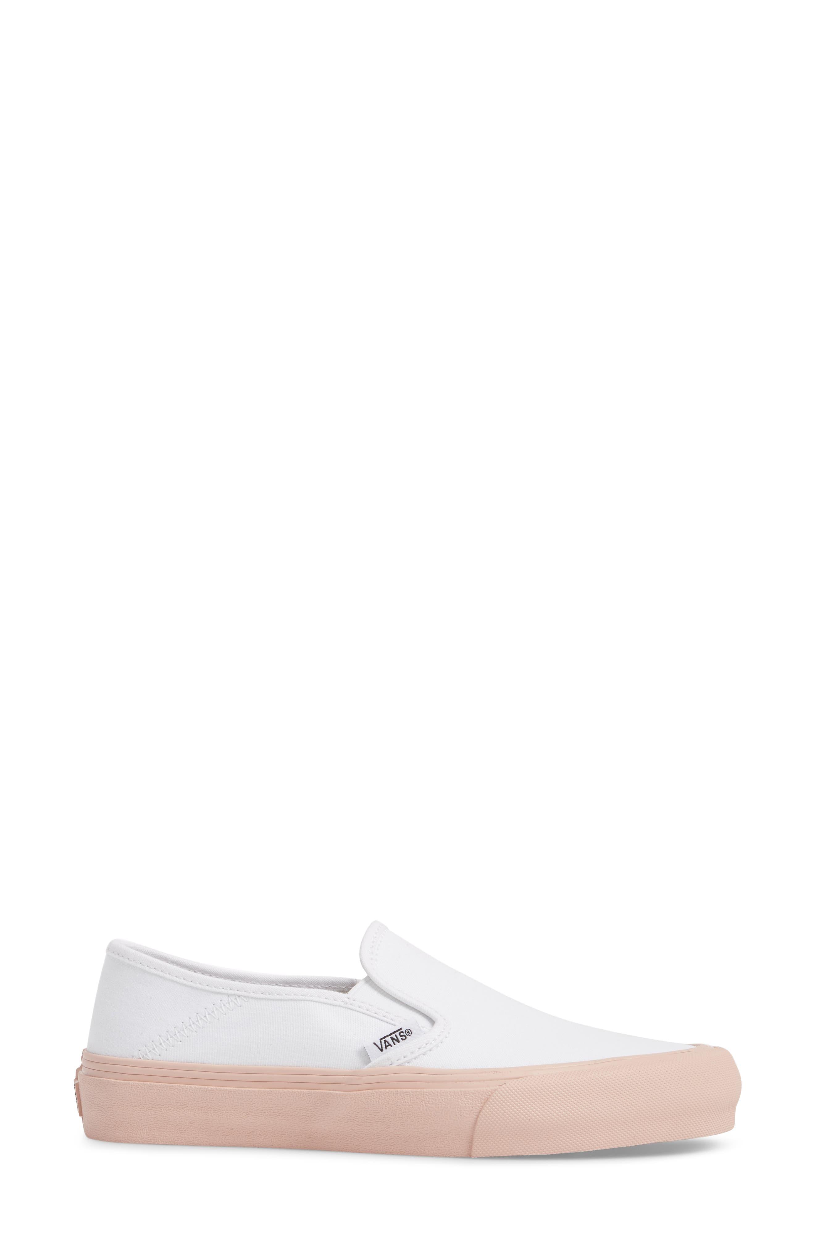 Classic Slip-On Sneaker,                             Alternate thumbnail 194, color,
