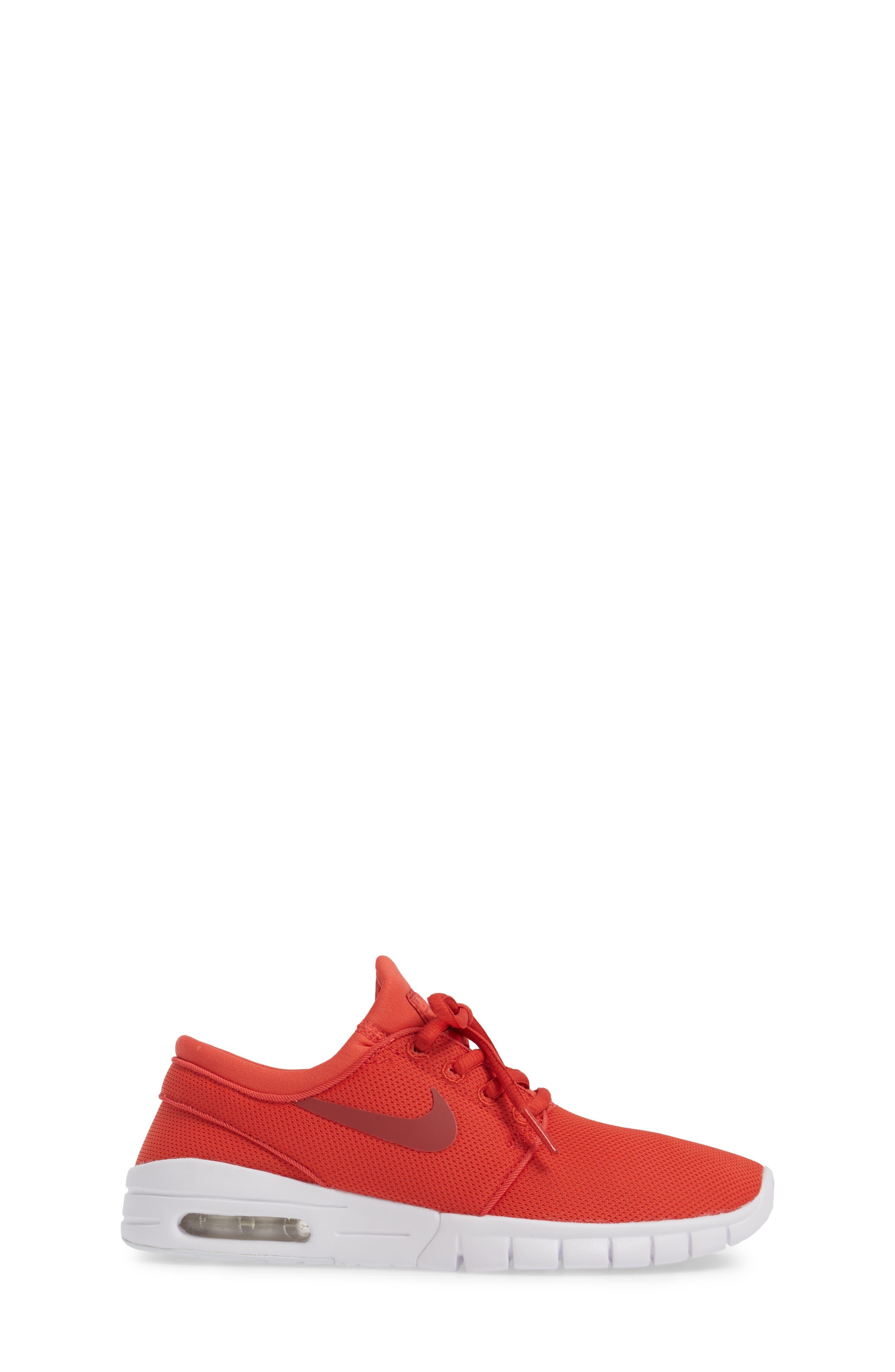 Stefan Janoski Max SB Skate Sneaker,                             Alternate thumbnail 26, color,