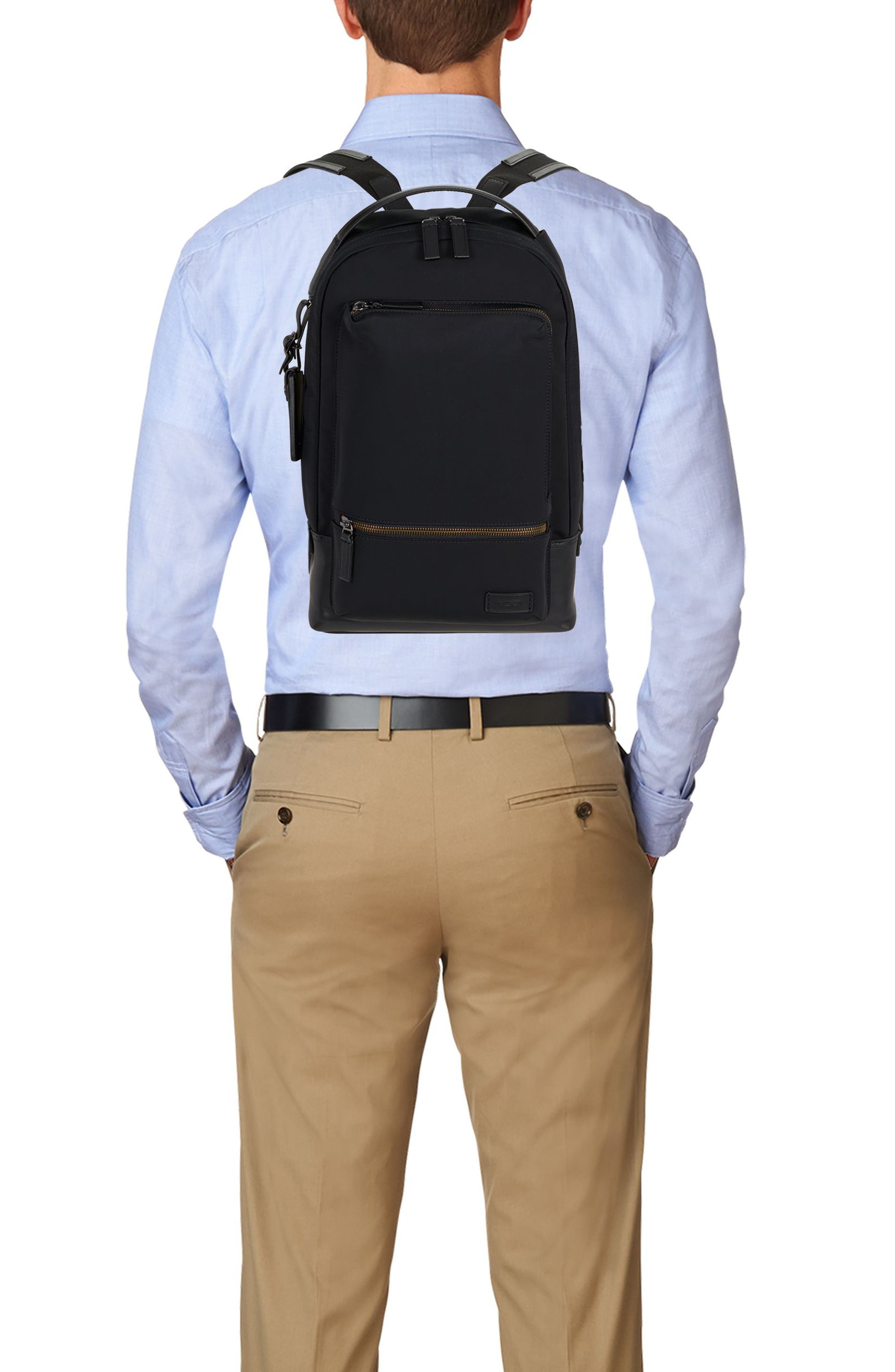 Harrison Windsor Backpack,                             Alternate thumbnail 2, color,                             001