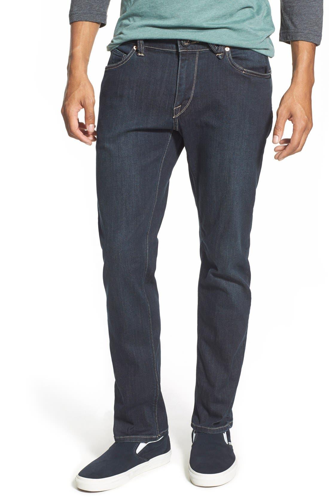 'Vorta' Slim Fit Jeans,                             Main thumbnail 7, color,