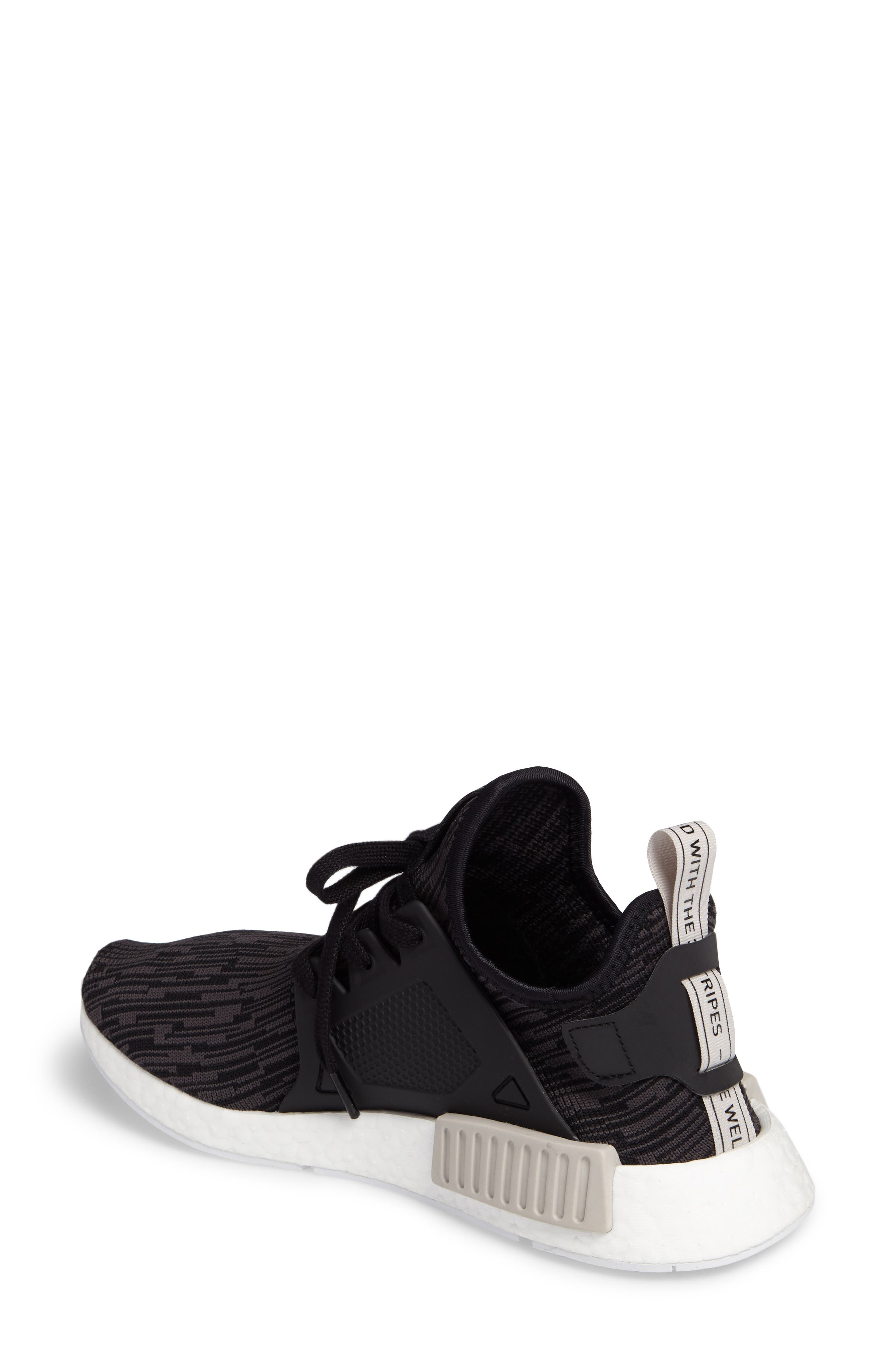 NMD XR1 Athletic Shoe,                             Alternate thumbnail 2, color,                             001
