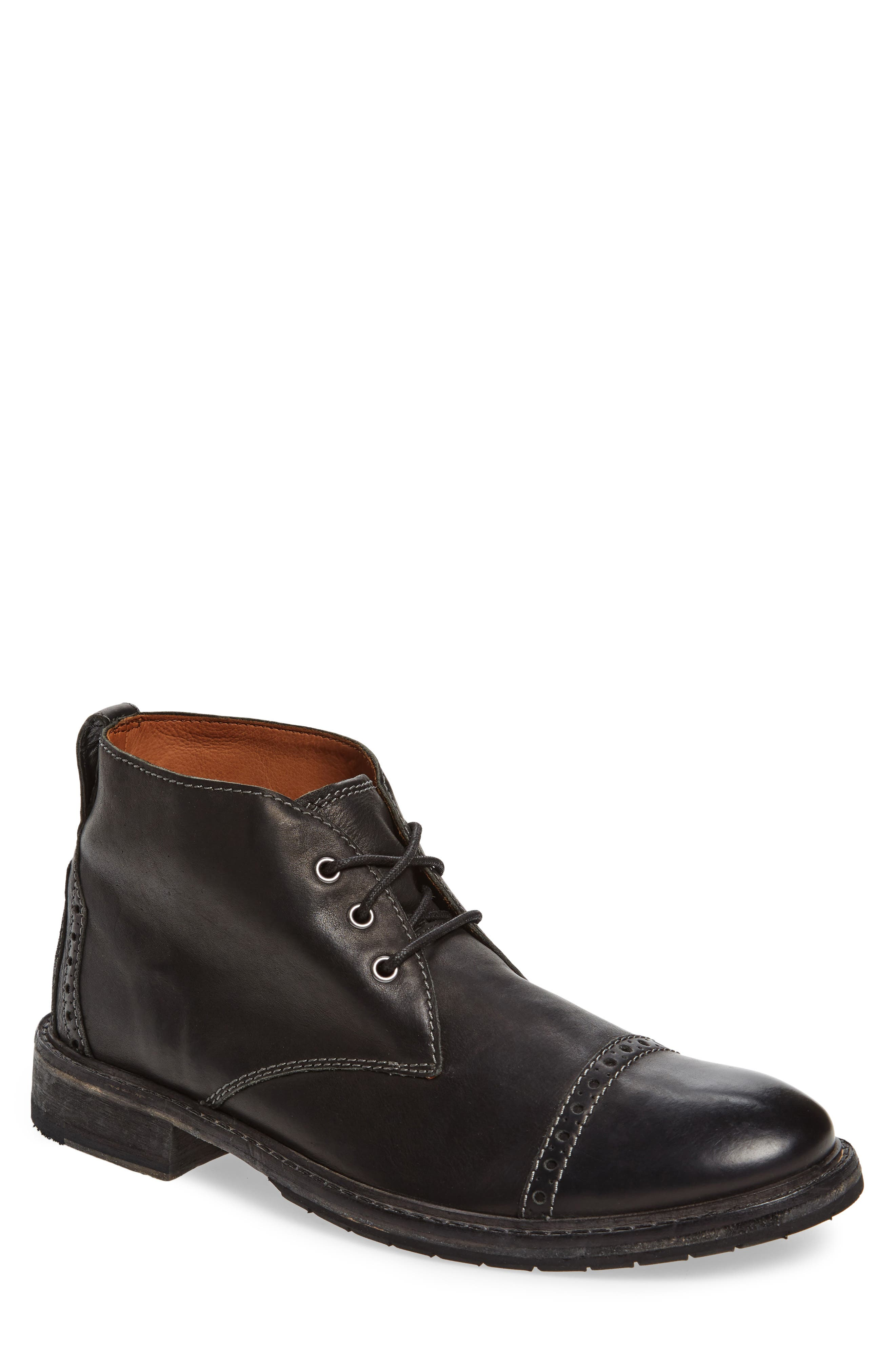 Clarkdale Water Resistant Chukka Boot,                         Main,                         color, 003