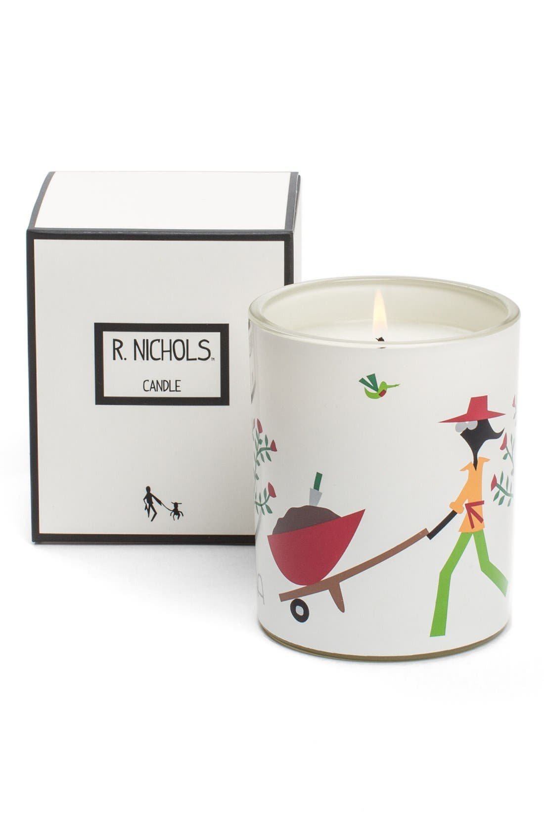 'Bloom' Scented Candle,                             Alternate thumbnail 2, color,