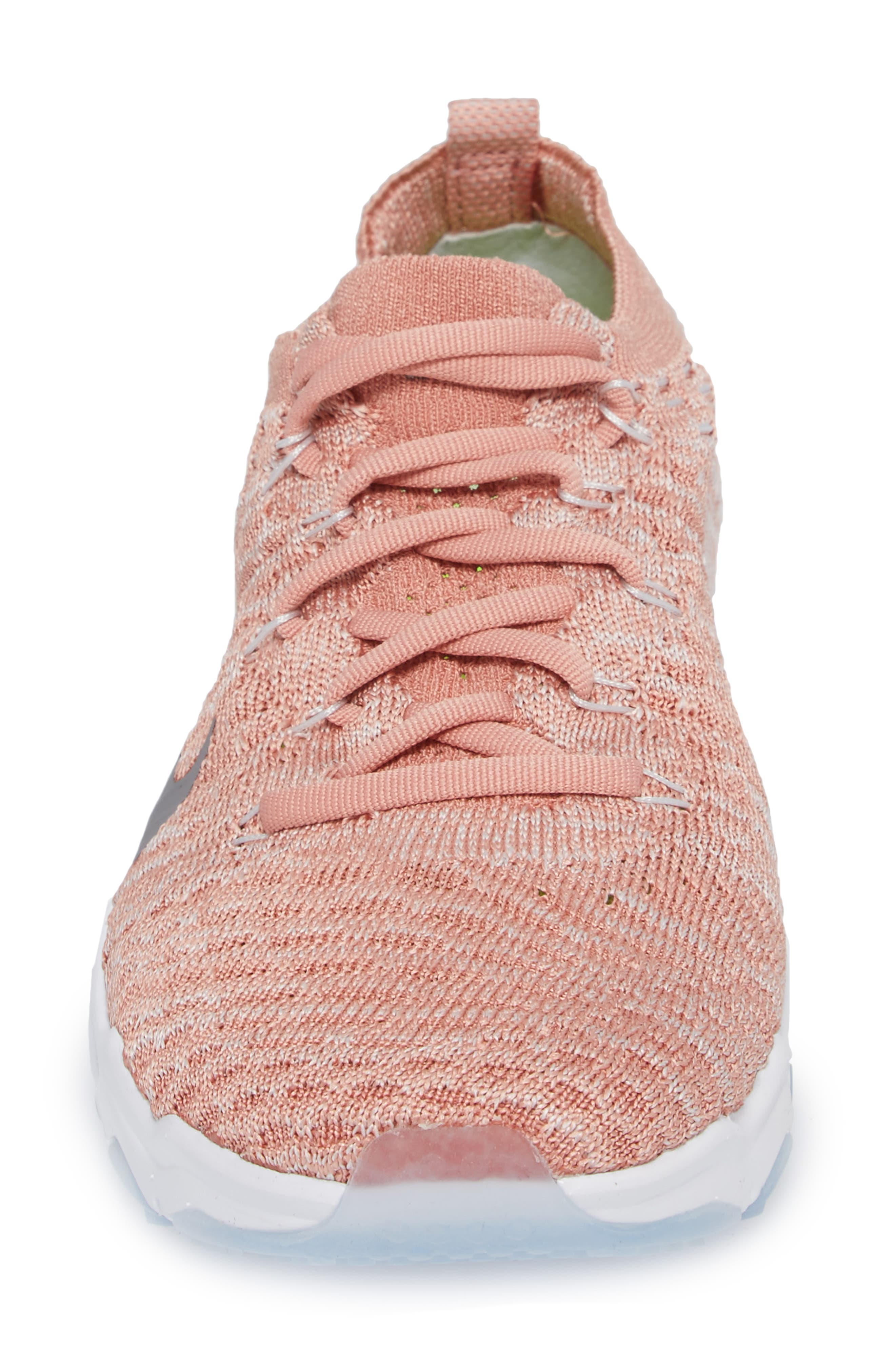 Air Zoom Fearless Flyknit Lux Training Shoe,                             Alternate thumbnail 15, color,