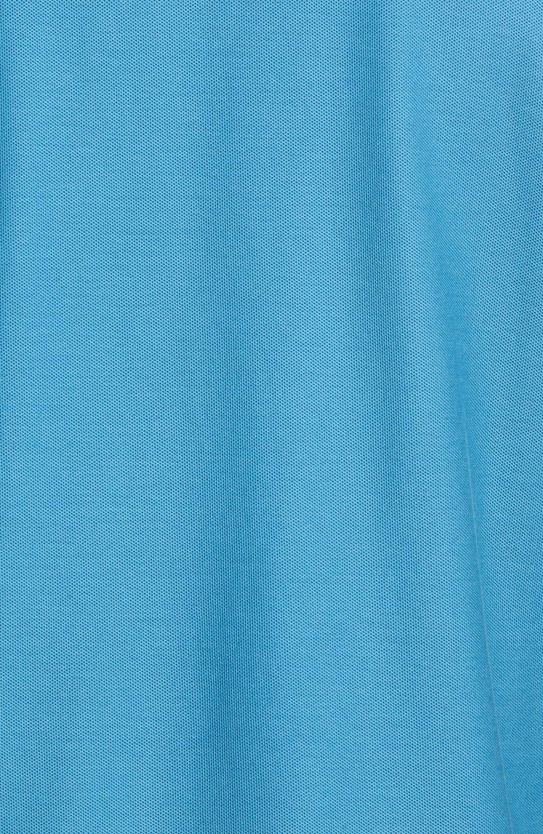 Classic Regular Fit Piqué Polo,                             Alternate thumbnail 57, color,