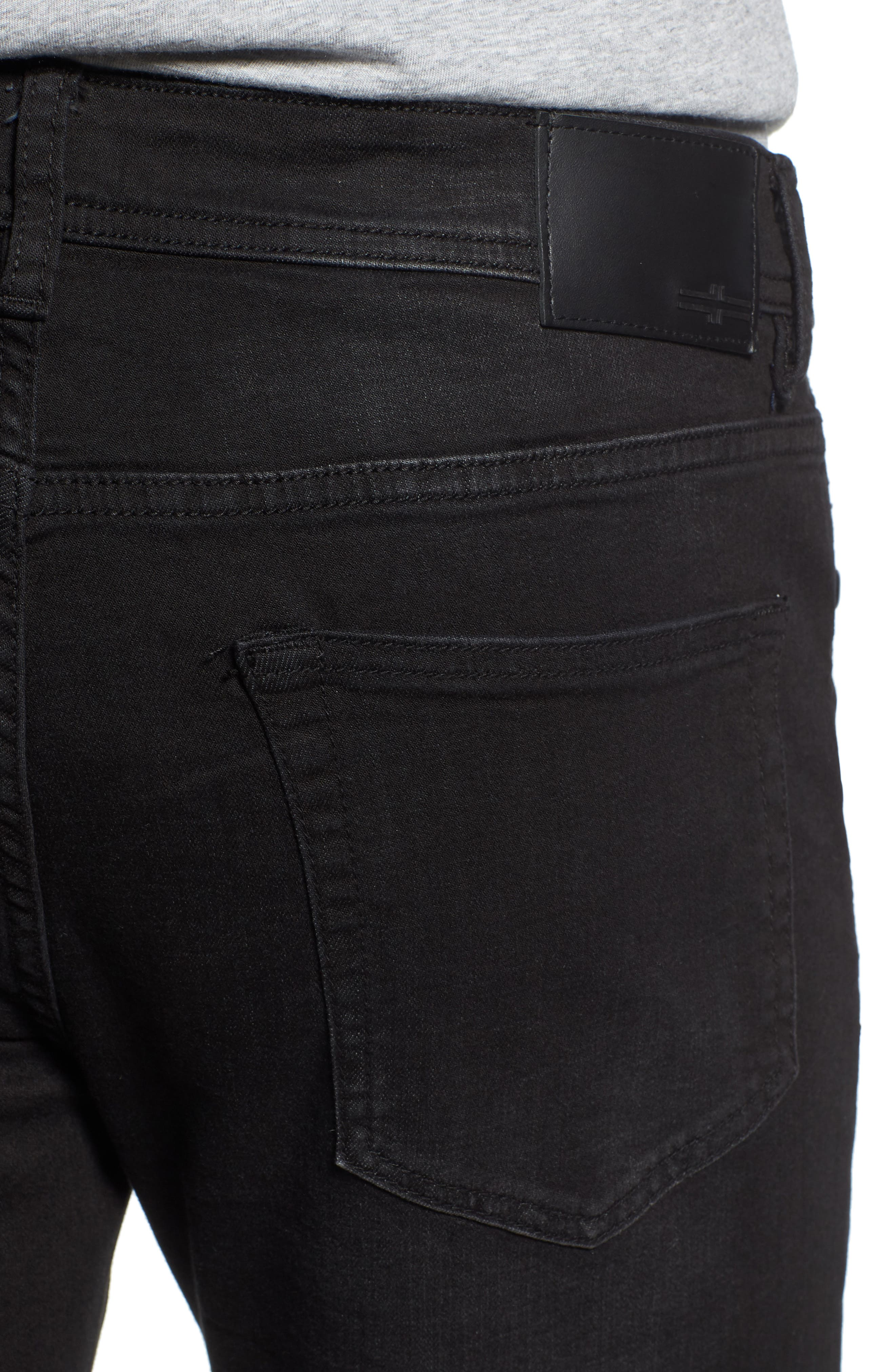 Relaxed Fit Jeans,                             Alternate thumbnail 4, color,                             002