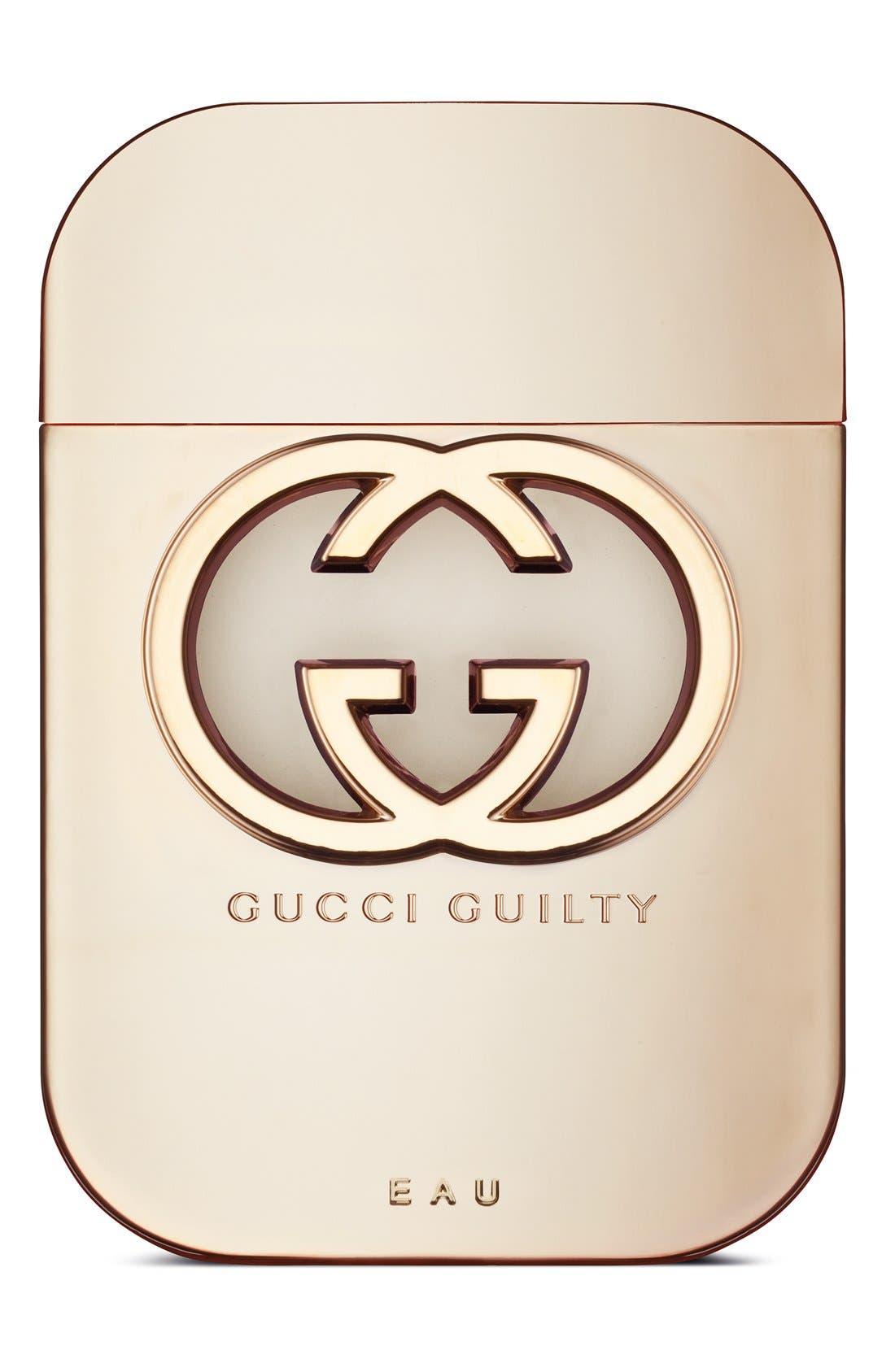 Guilty Eau Eau de Toilette,                             Main thumbnail 1, color,