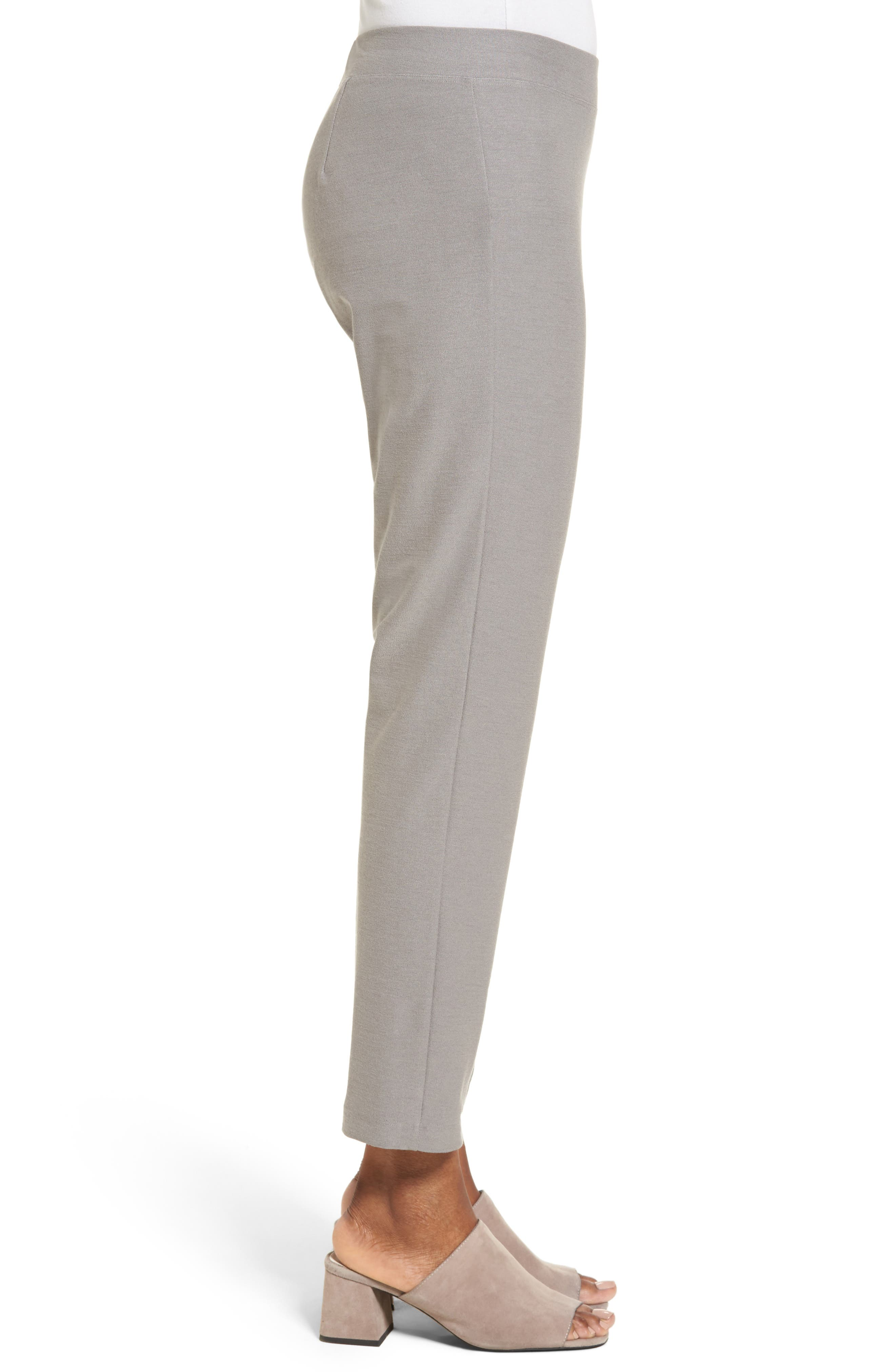 Stretch Crepe Slim Ankle Pants,                             Alternate thumbnail 62, color,