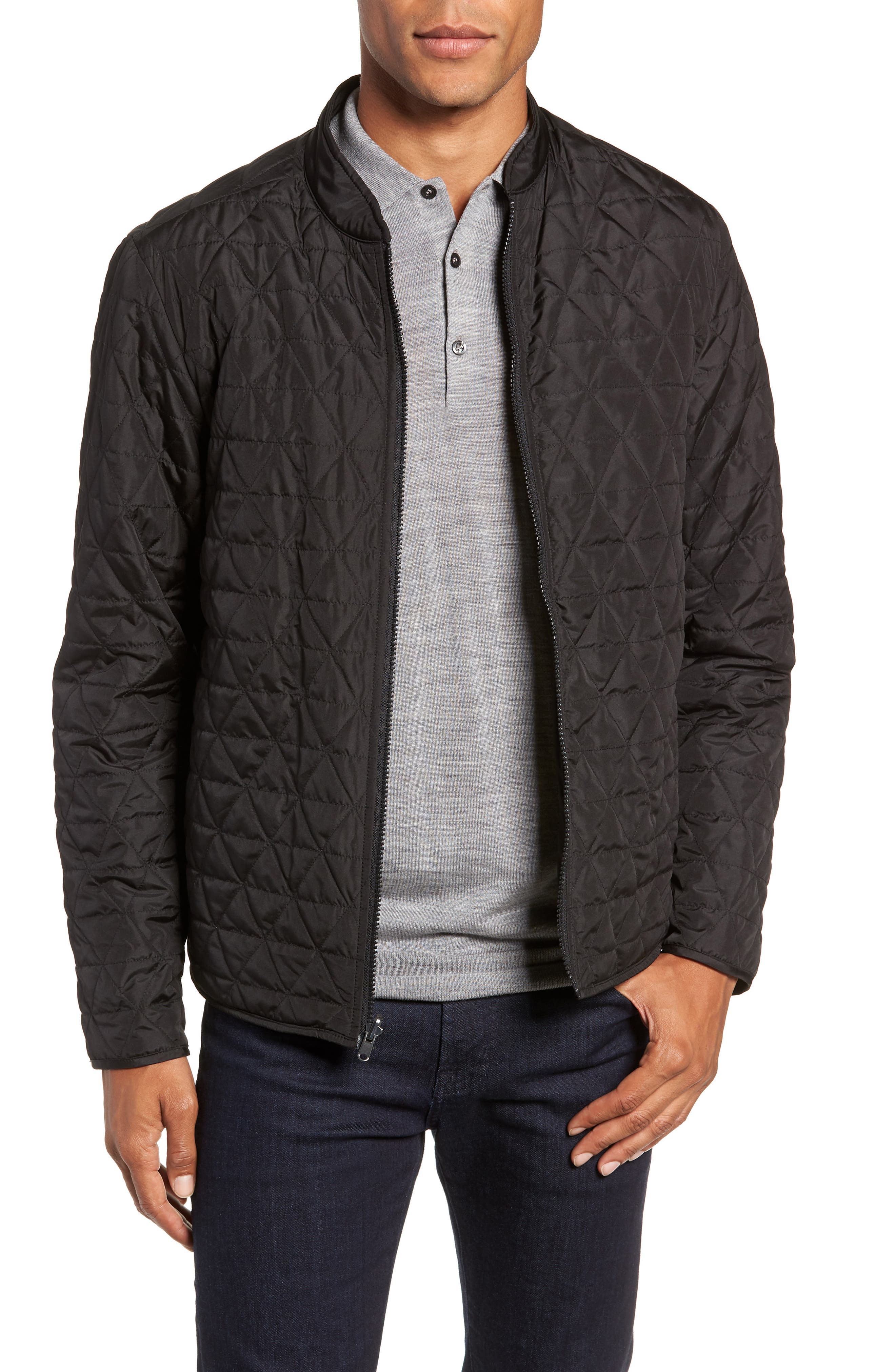 Oak 3-in-1 Jacket,                             Alternate thumbnail 2, color,                             BLACK