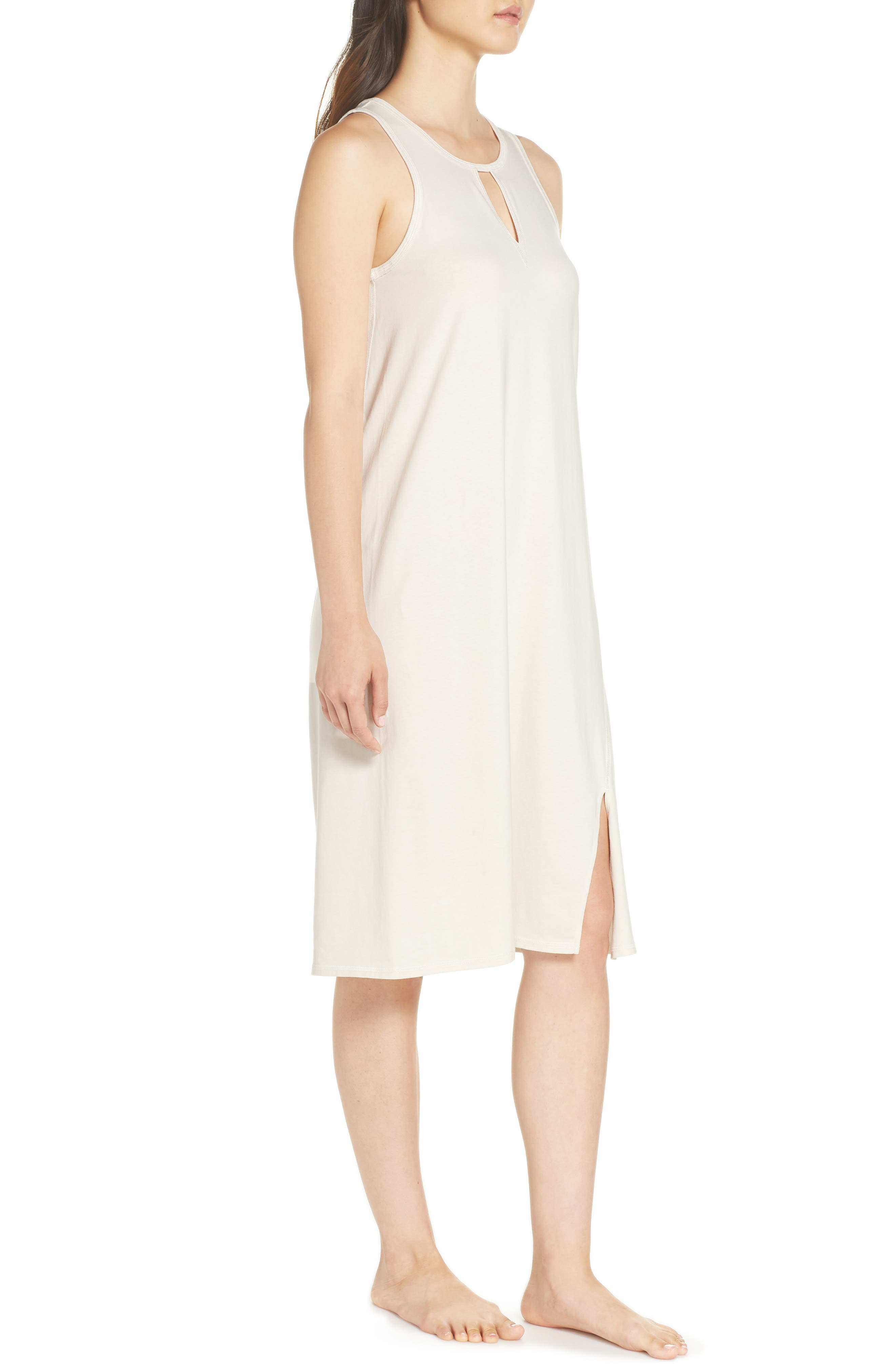 Lucia Nightgown,                             Alternate thumbnail 3, color,