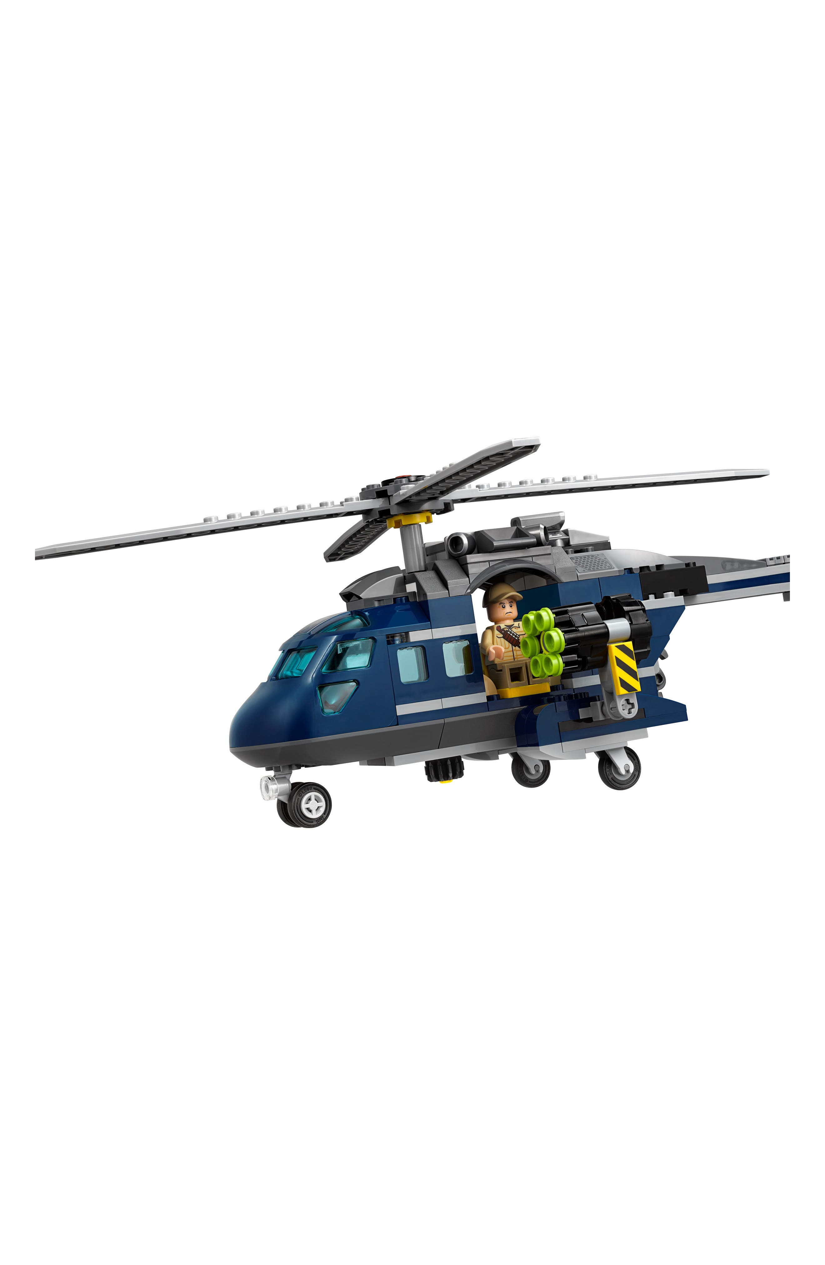 LEGO<SUP>®</SUP>,                             Blues Helicopter Pursuit - 75928,                             Alternate thumbnail 5, color,                             400