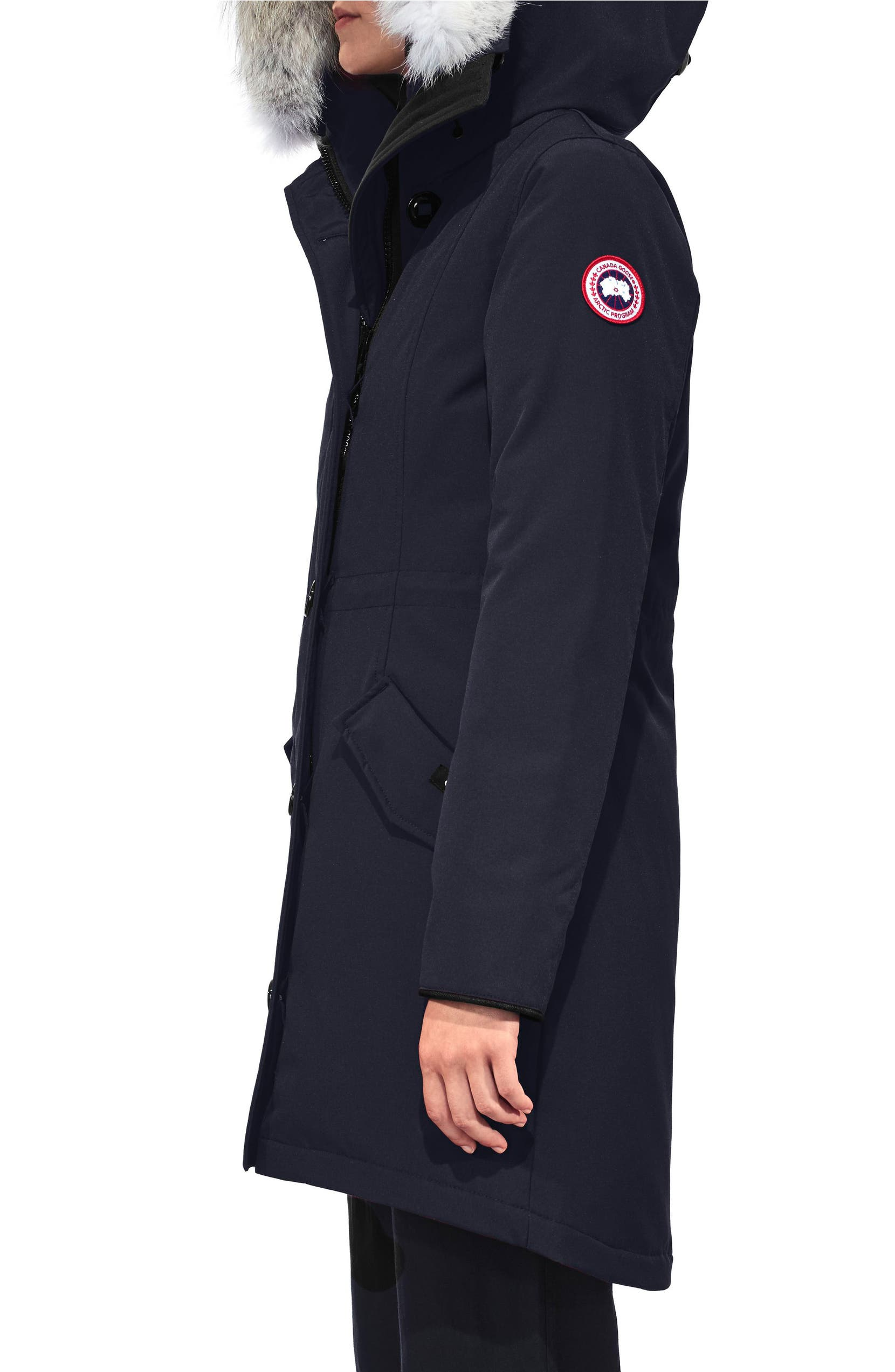 canada goose rossclair fusion fit