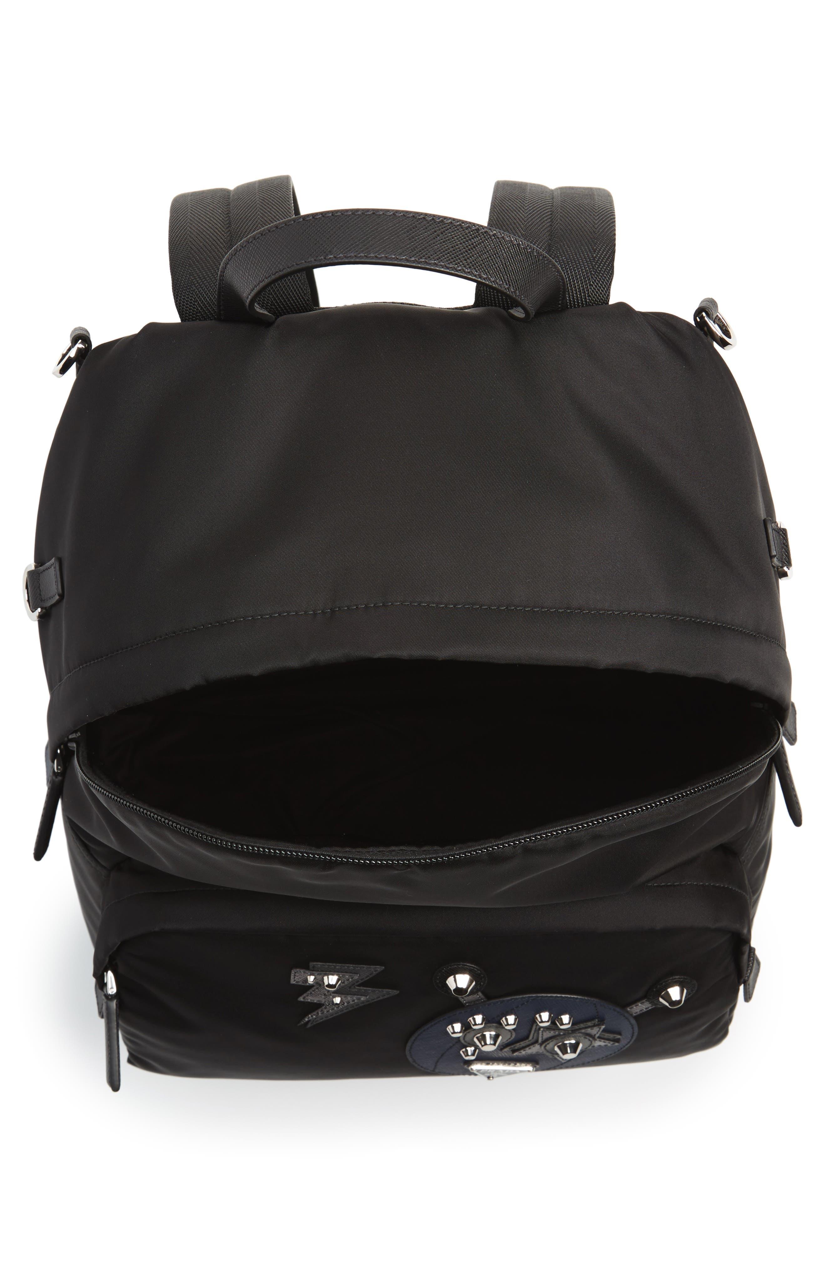 Robot Backpack,                             Alternate thumbnail 4, color,                             907