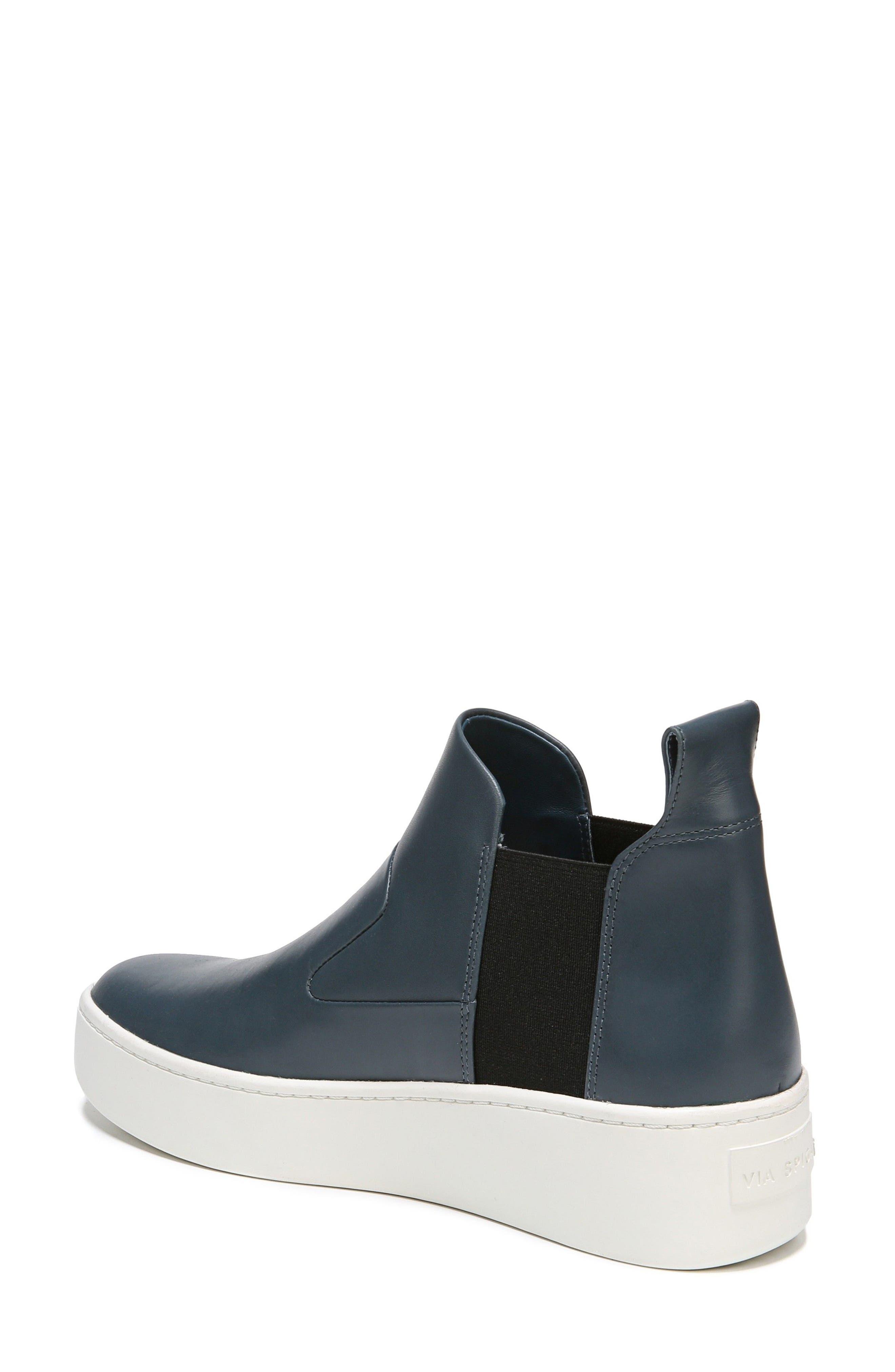 Eren Slip-On High Top Sneaker,                             Alternate thumbnail 5, color,