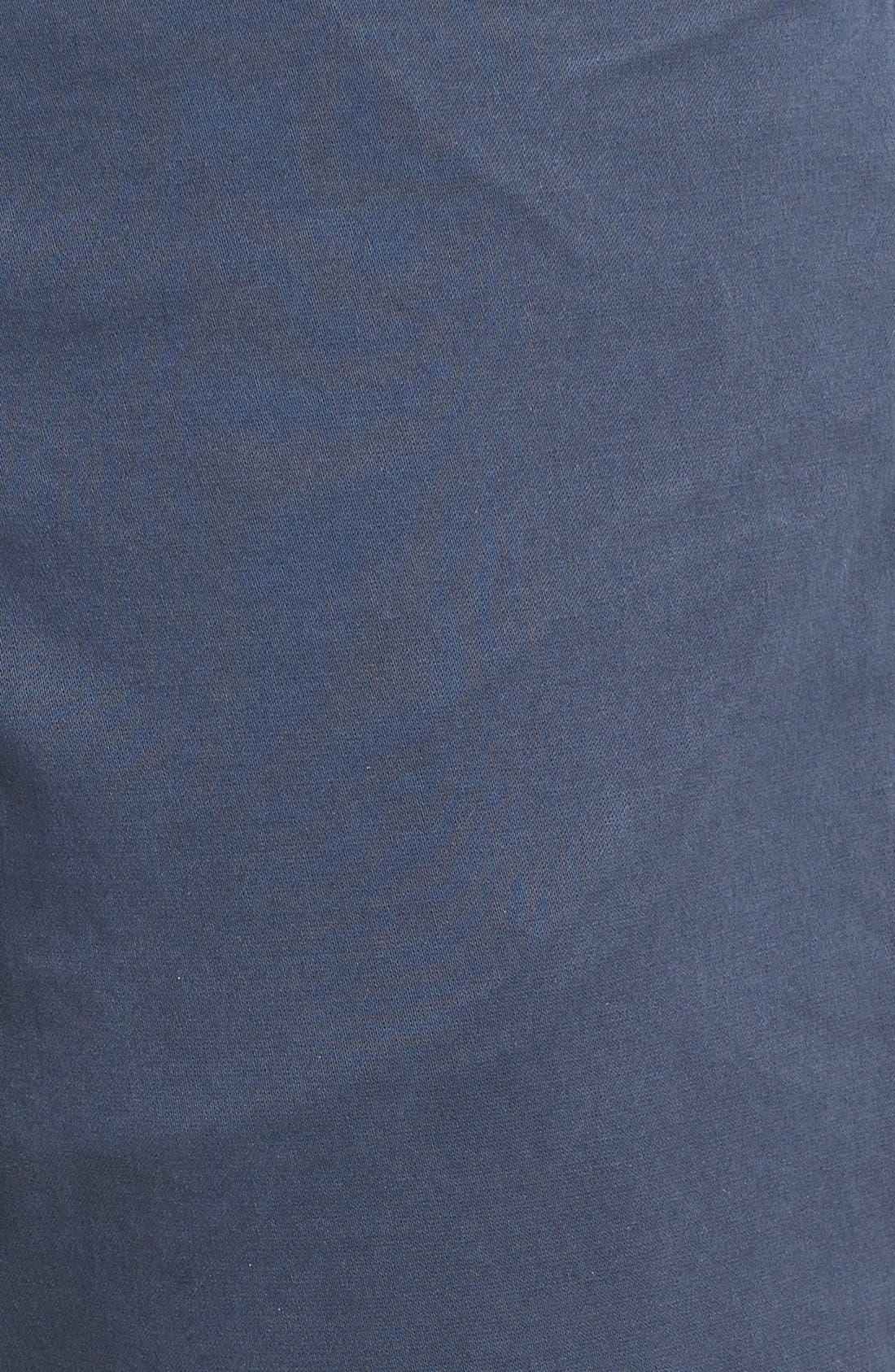 'Kane' Slim Fit Cotton Twill Pants,                             Alternate thumbnail 37, color,