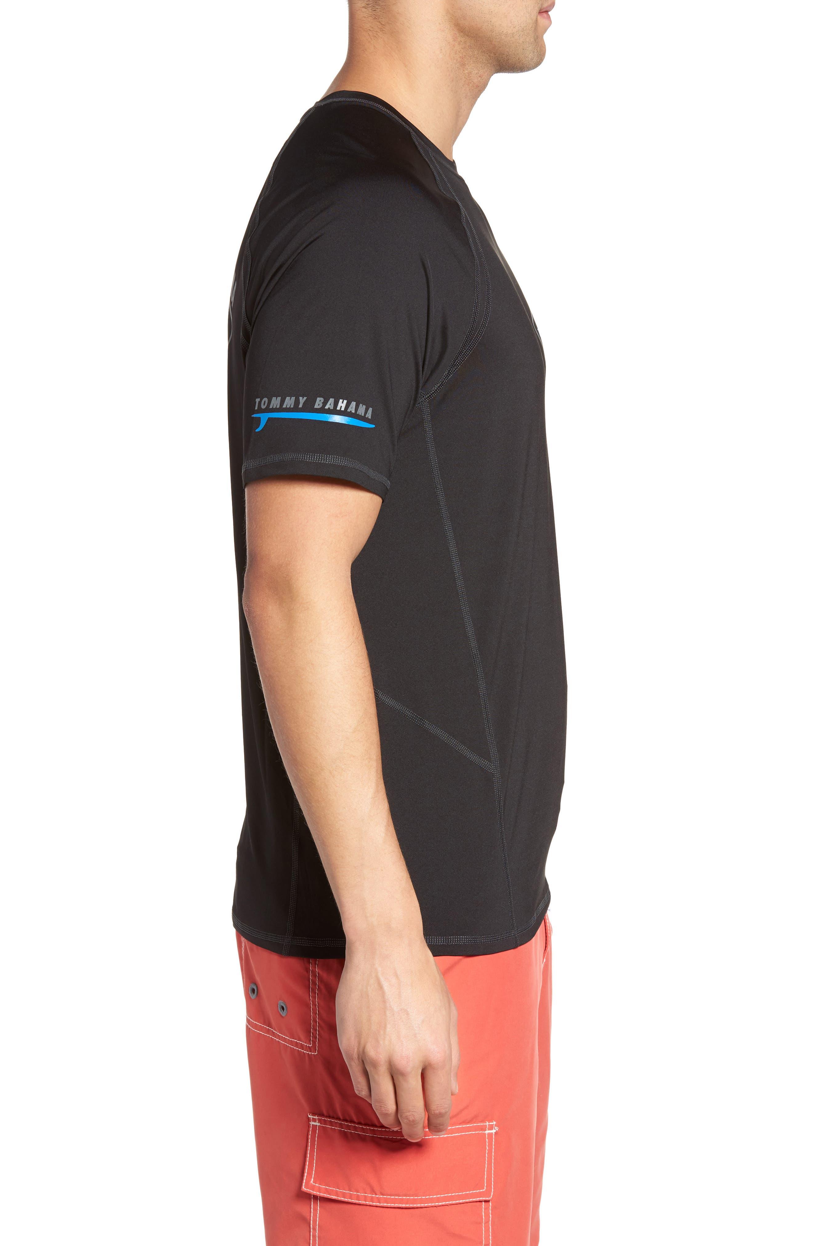 Surf City Graphic T-Shirt,                             Alternate thumbnail 3, color,                             001