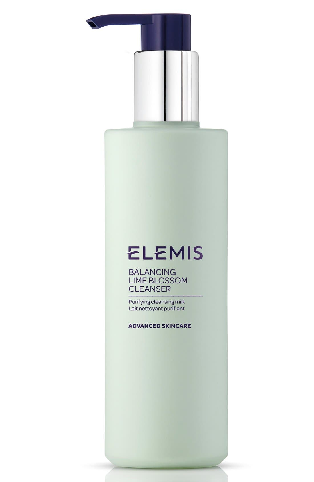 Balancing Lime Blossom Cleanser,                             Main thumbnail 1, color,                             NONE