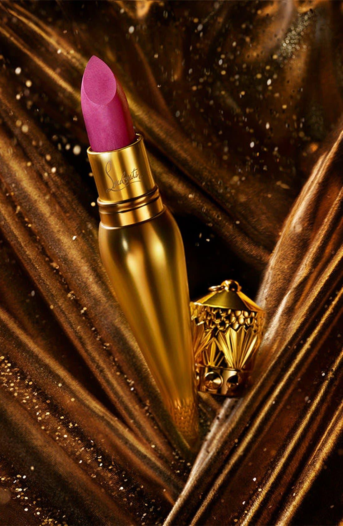 Rouge Louboutin Velvet Matte Lip Colour,                             Alternate thumbnail 27, color,