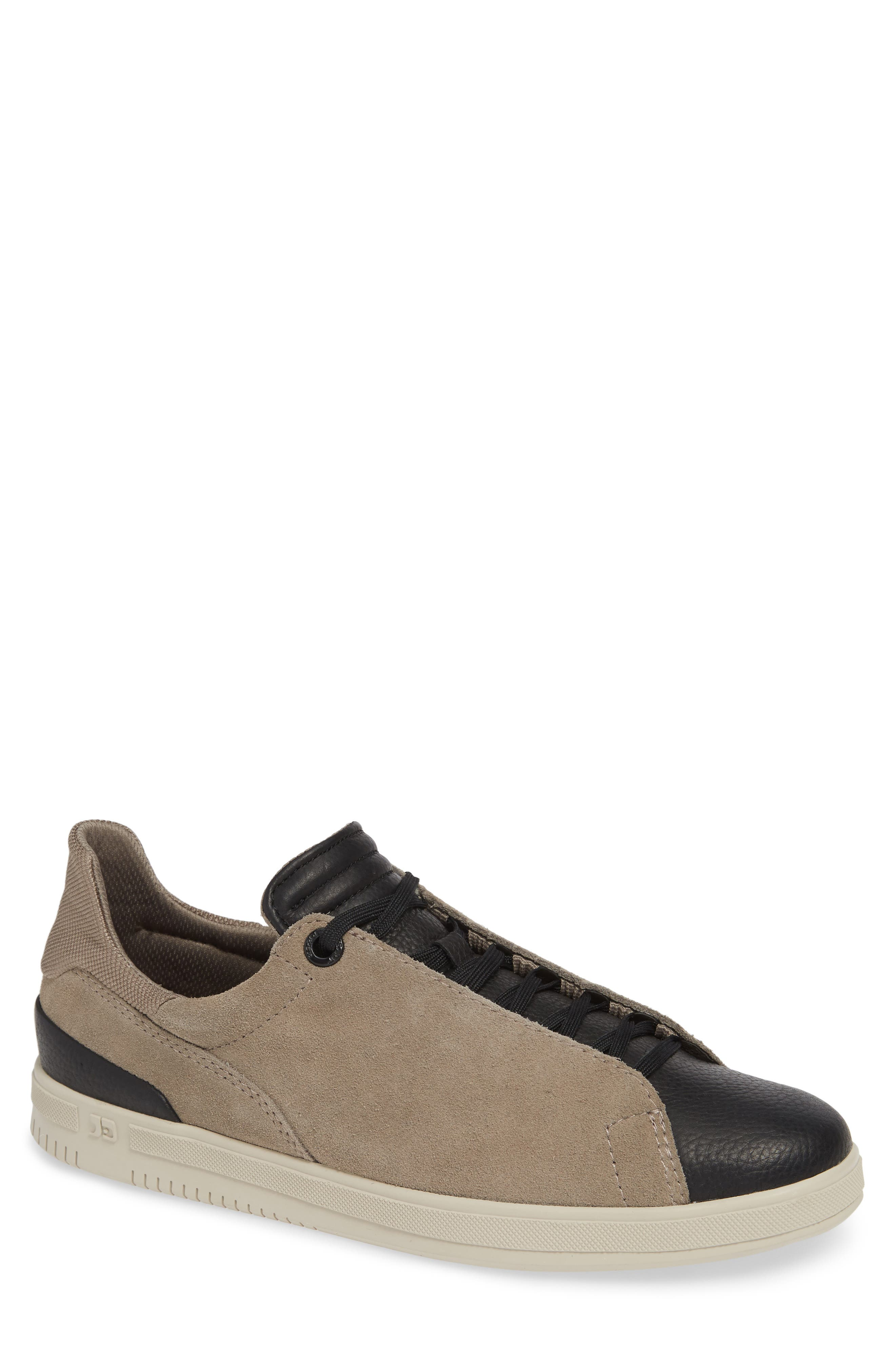 Joe Papa Low Top Sneaker,                             Main thumbnail 1, color,                             STONE/ BLACK