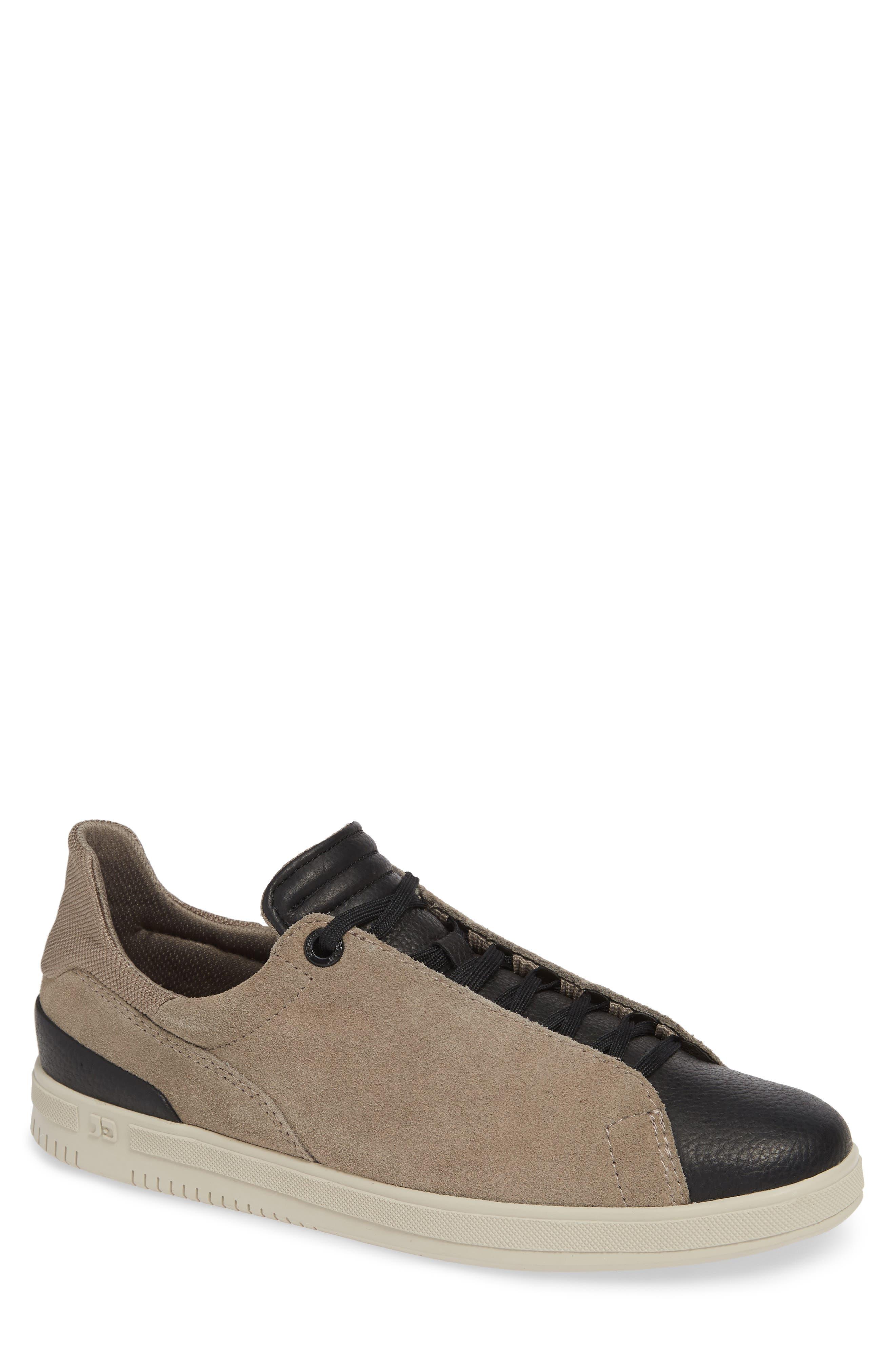 Joe Papa Low Top Sneaker,                         Main,                         color, STONE/ BLACK