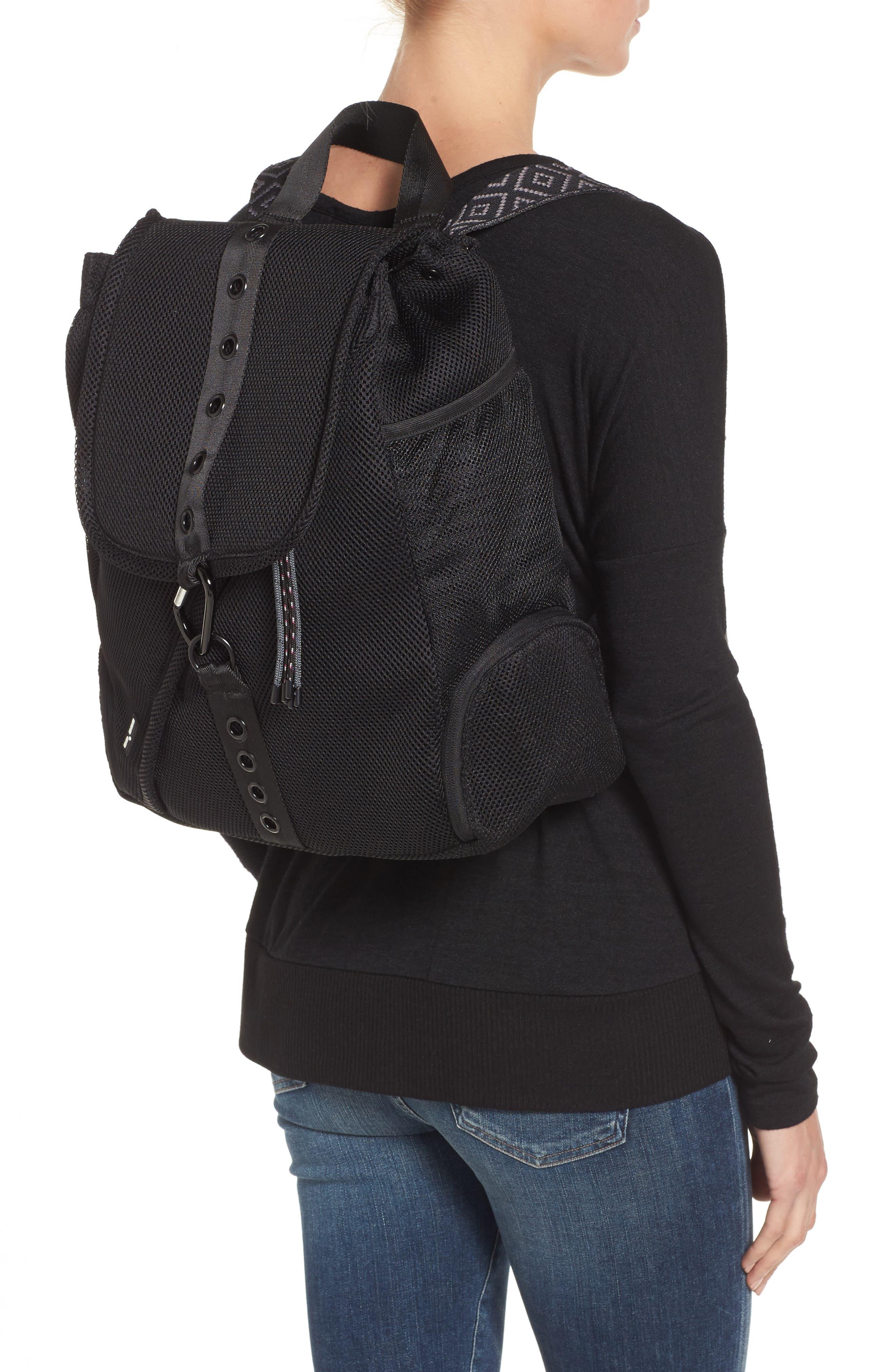 Water Resistant Backpack,                             Alternate thumbnail 2, color,                             001