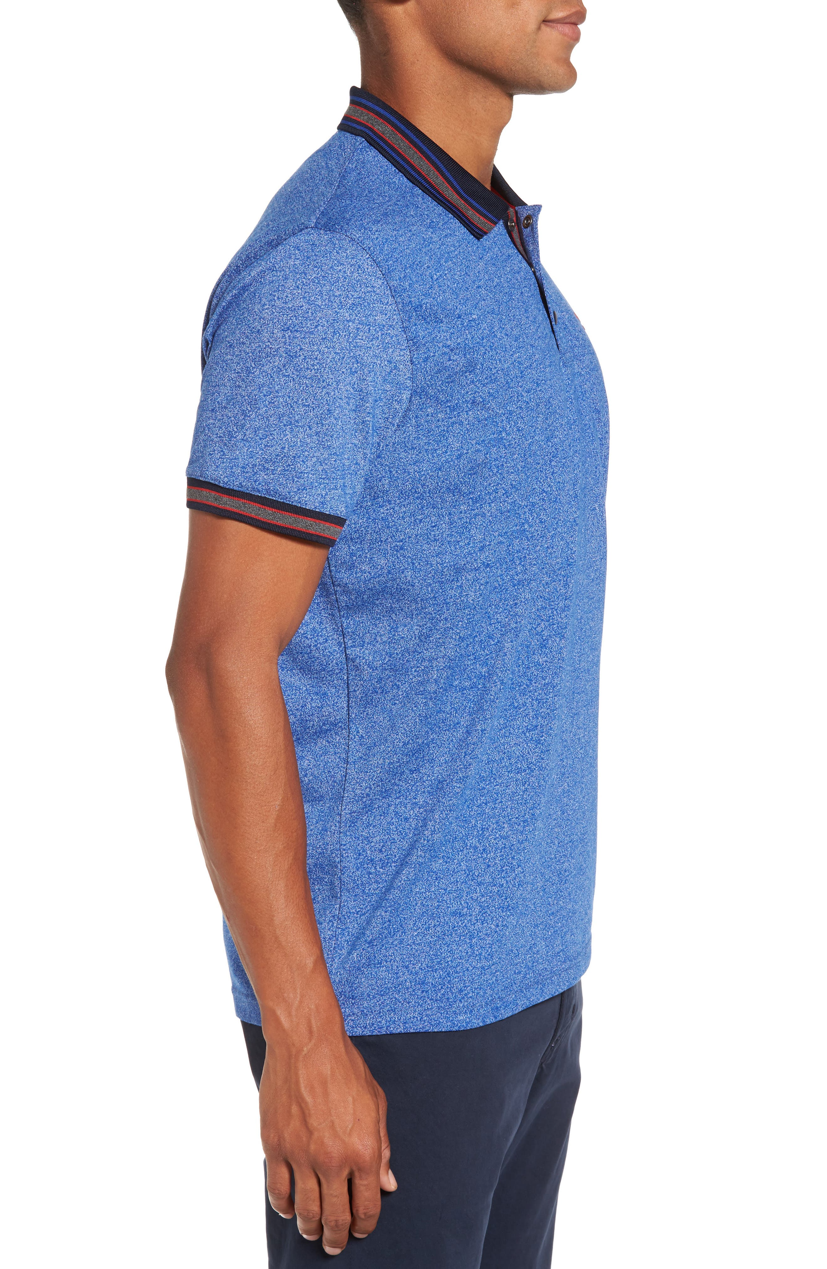Fore Mouline Golf Polo,                             Alternate thumbnail 8, color,