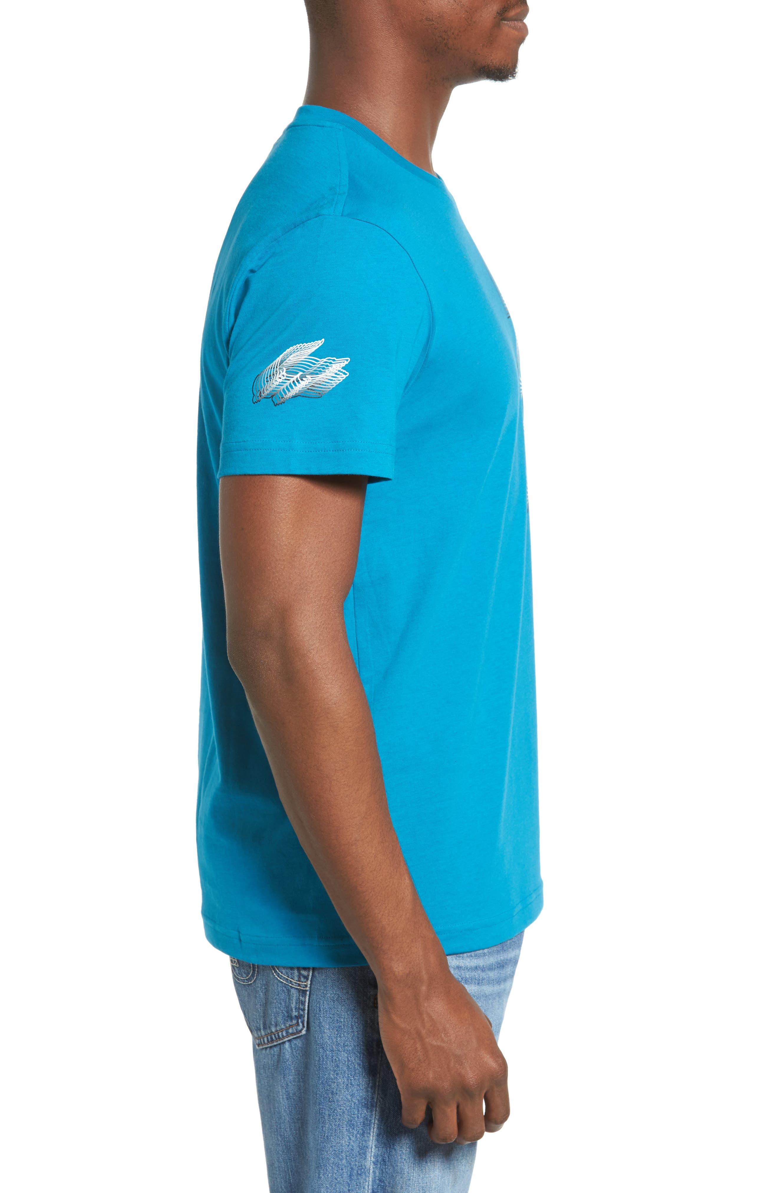 3D Print Logo Graphic T-Shirt,                             Alternate thumbnail 17, color,