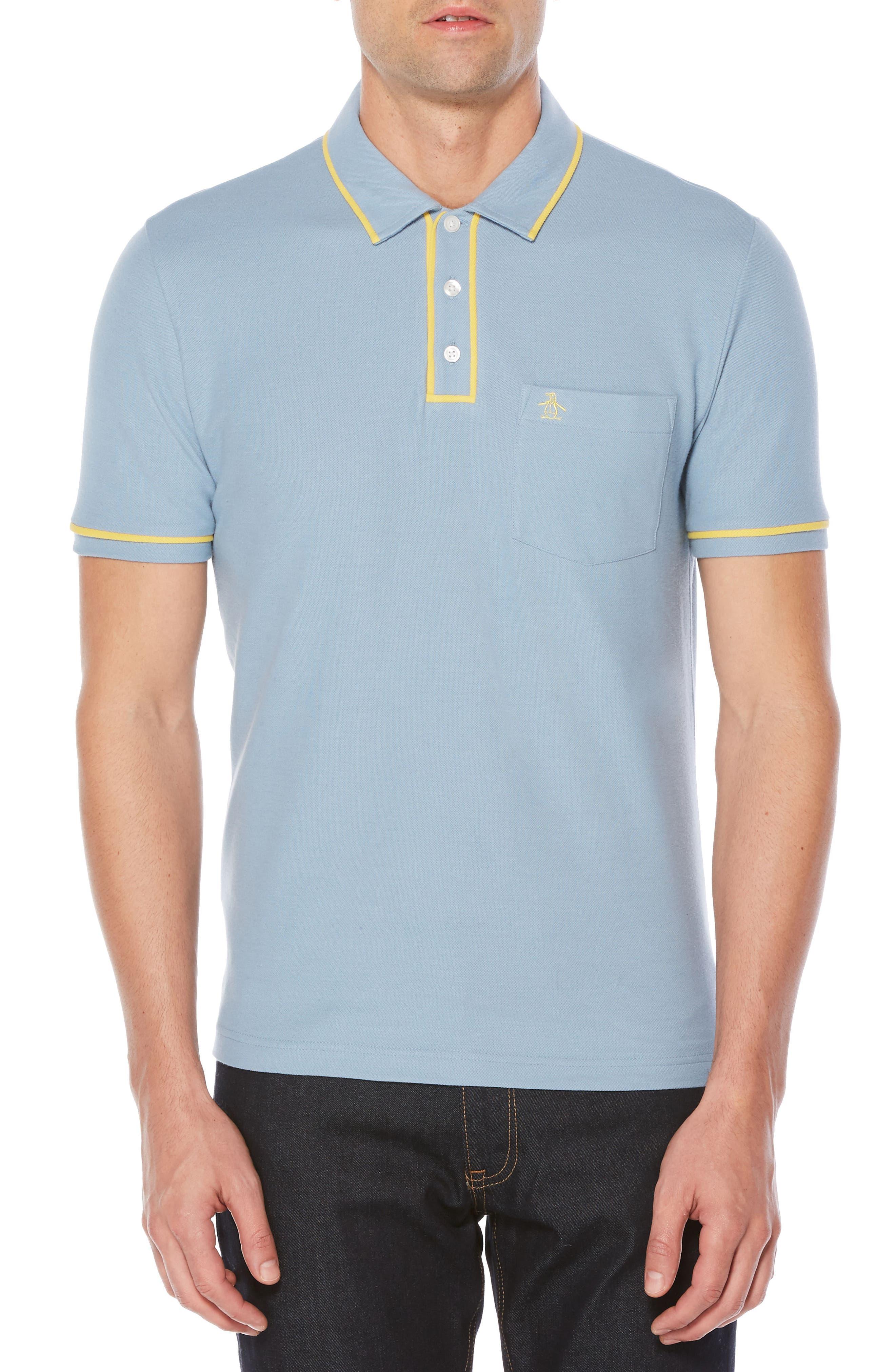 Earl Piqué Polo,                         Main,                         color, 420