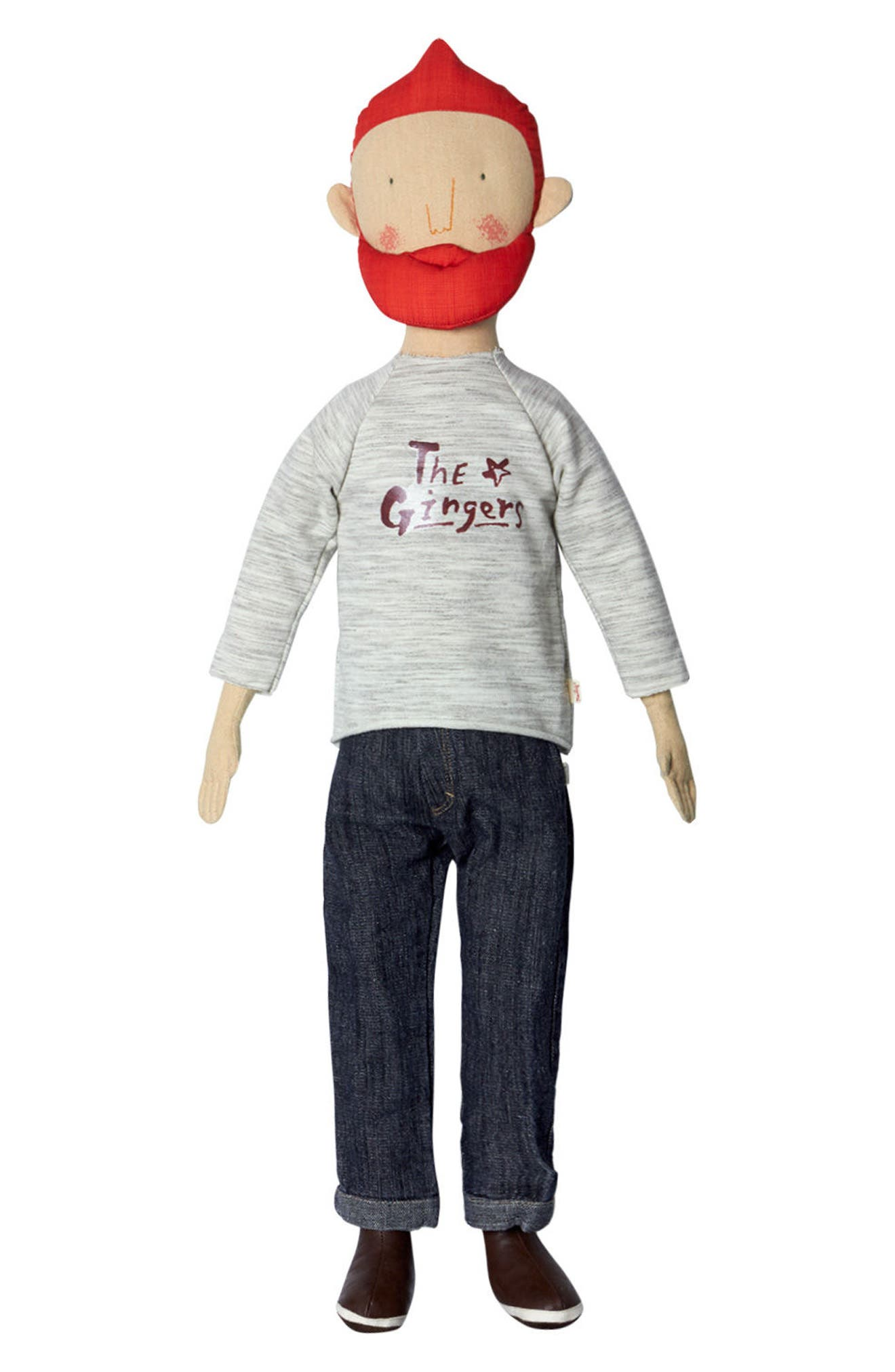 Size 2 Ginger Dad Doll,                             Main thumbnail 1, color,                             900