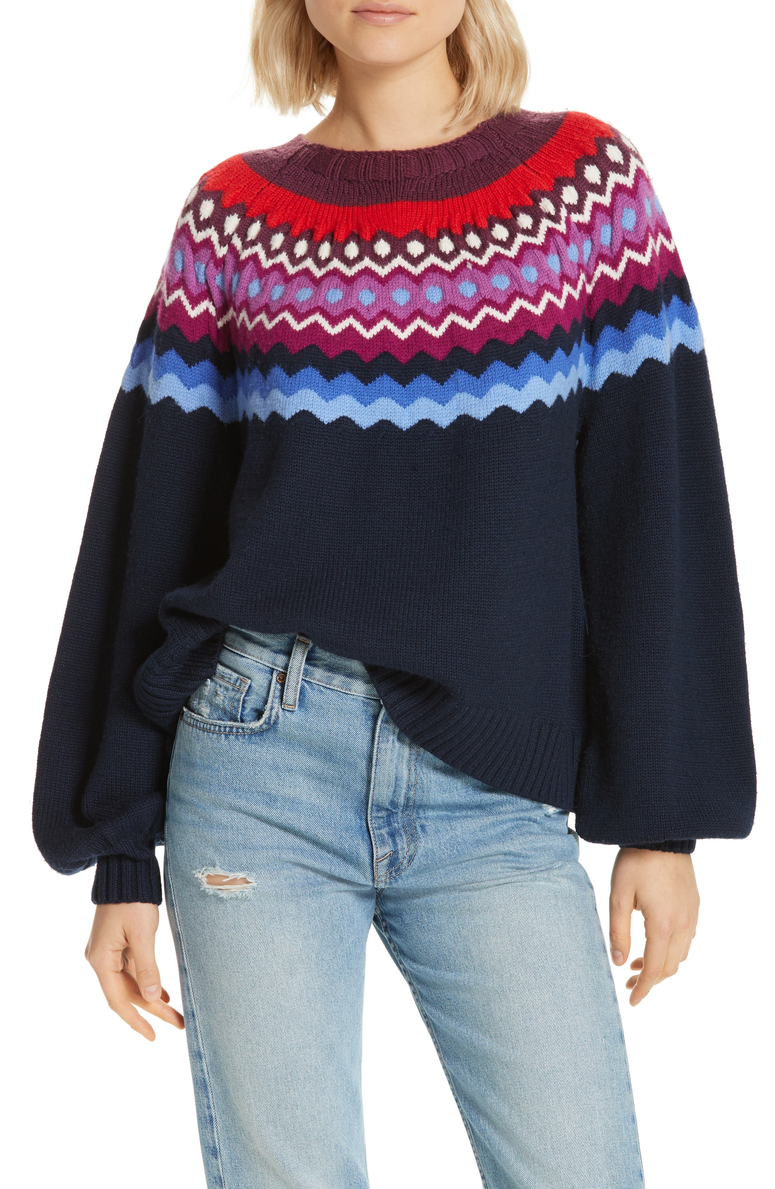 JOIE,                             Karenya Sweater,                             Main thumbnail 1, color,                             410