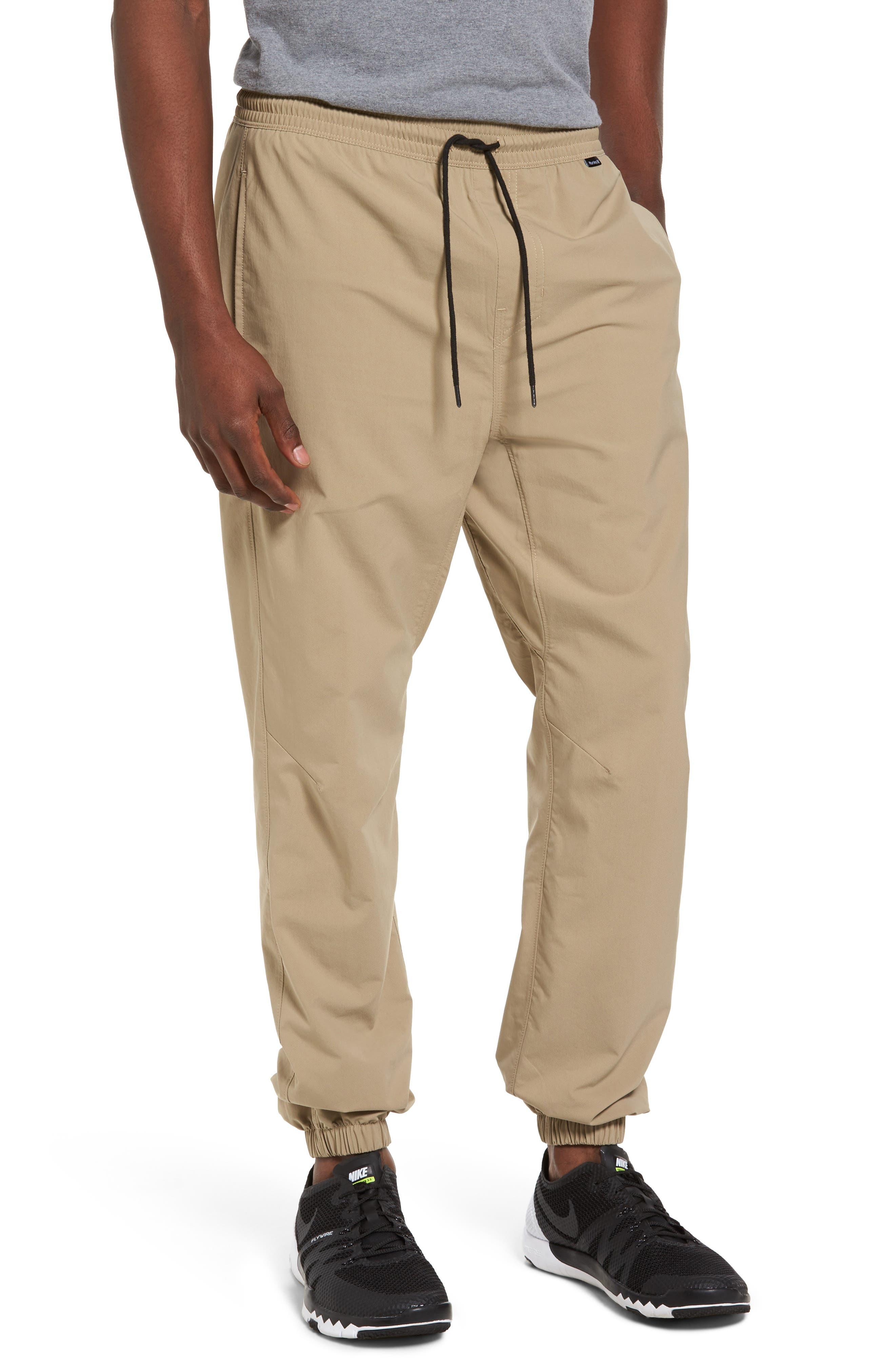 Dri-FIT Jogger Pants,                         Main,                         color, KHAKI