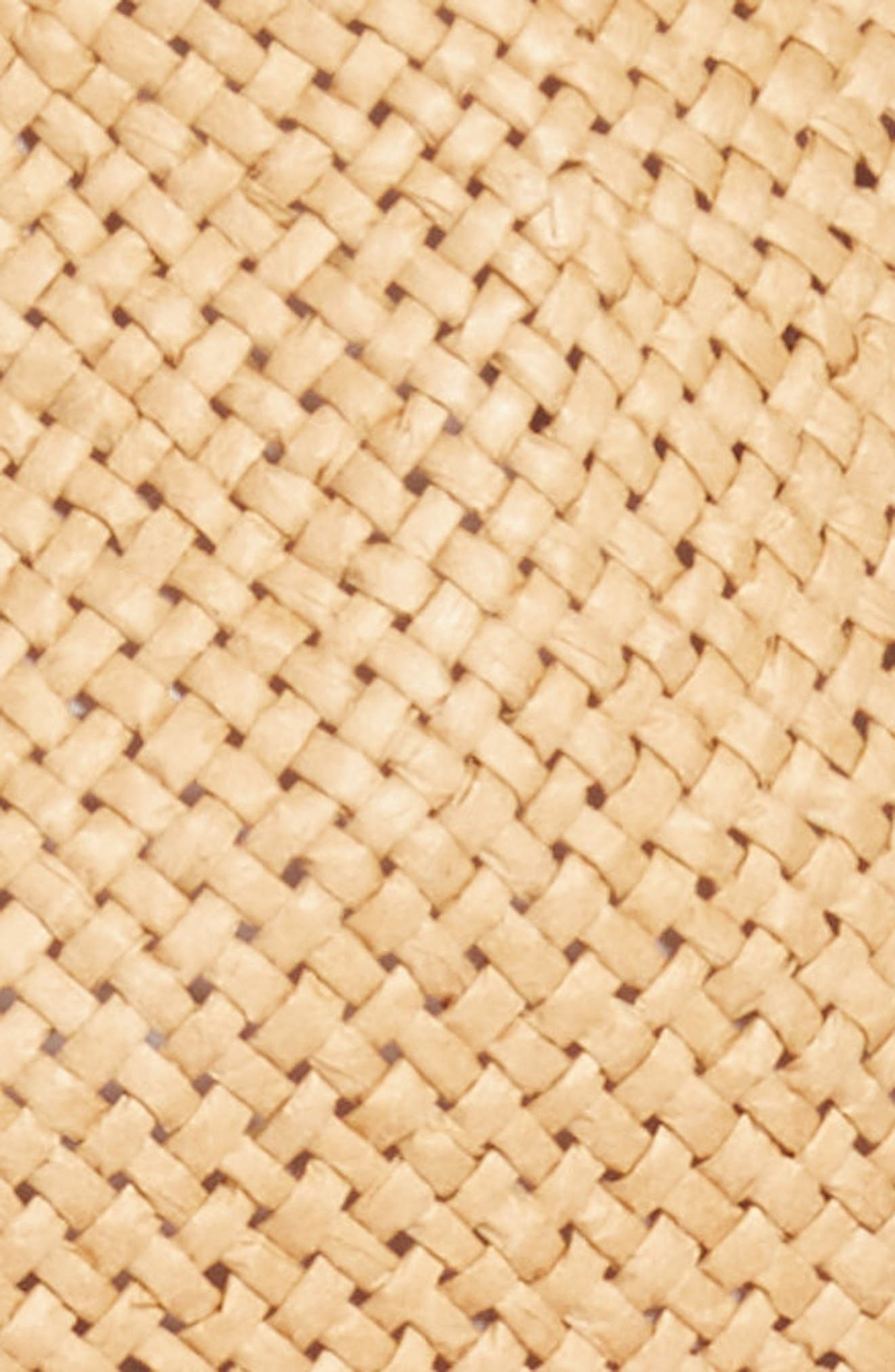 Modern Pop Straw Panama Hat,                             Alternate thumbnail 2, color,                             260