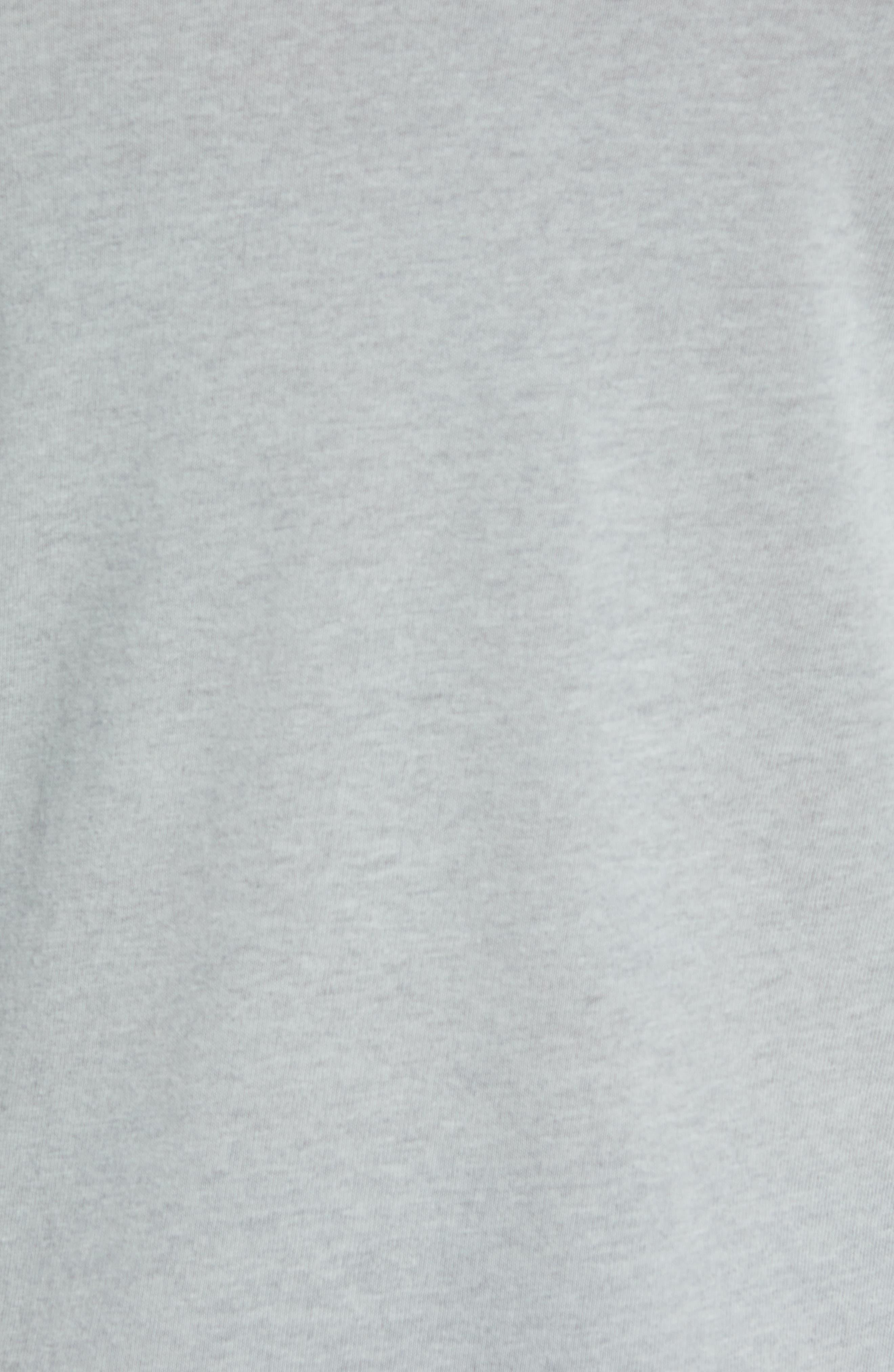 White Rock T-Shirt,                             Alternate thumbnail 5, color,                             LIGHT GREY