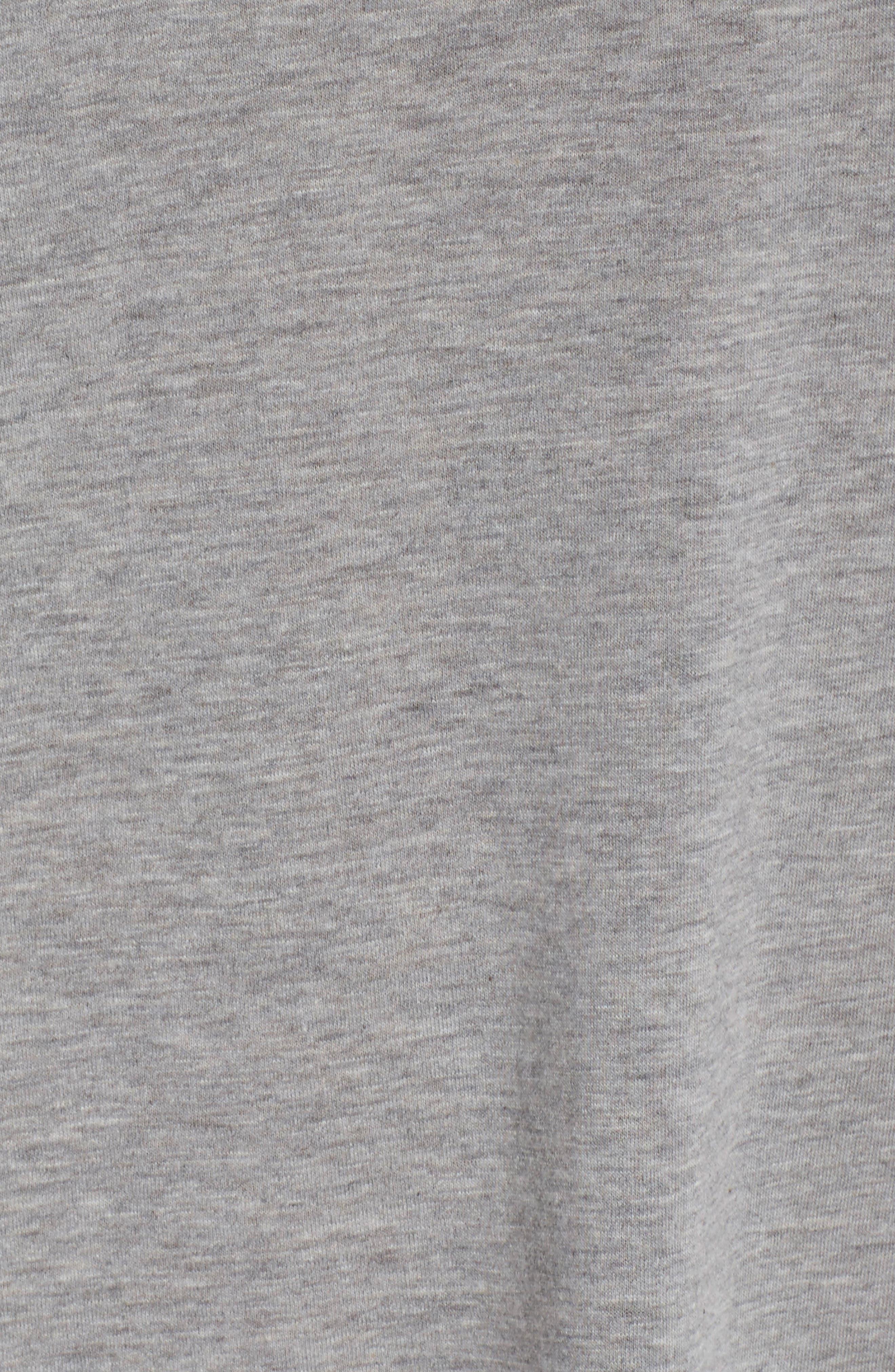 Jersey Chemise,                             Alternate thumbnail 5, color,                             020
