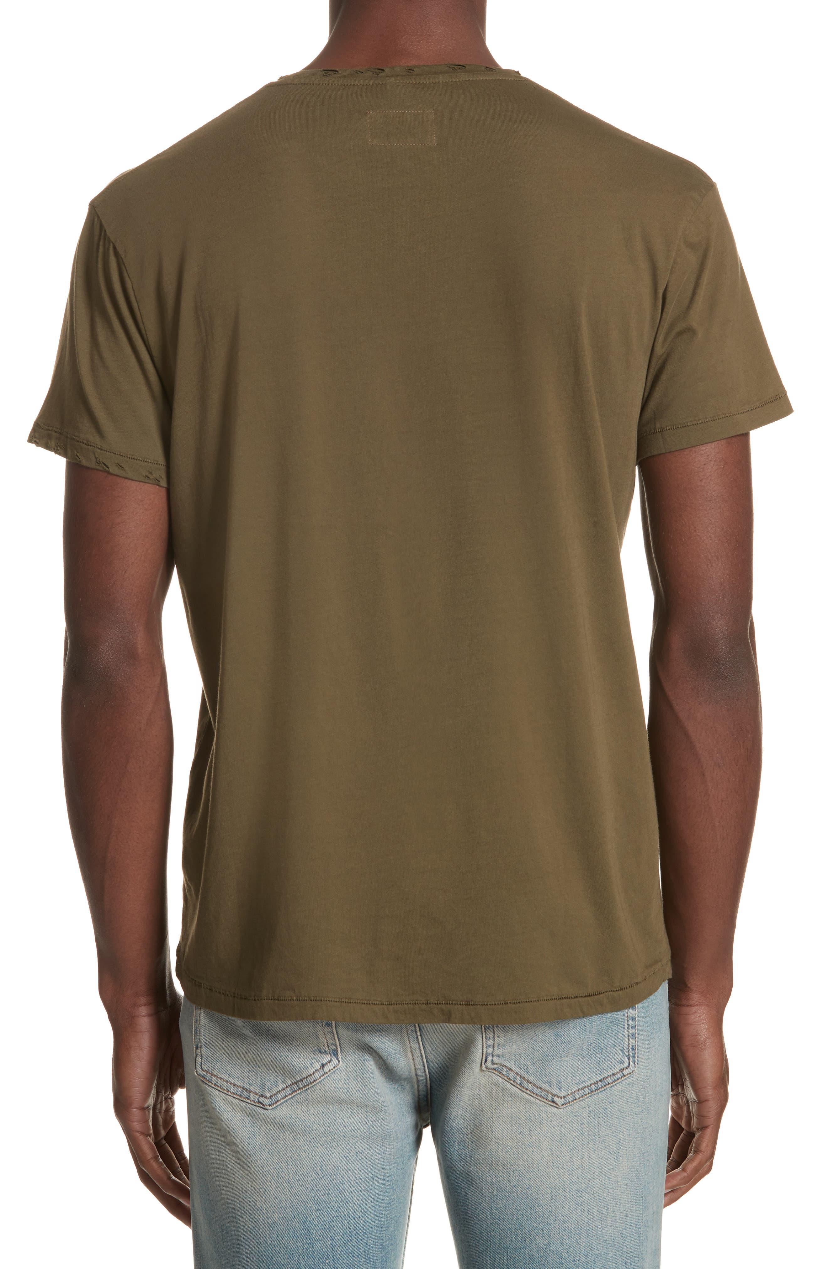 Surplus Destroyed T-Shirt,                             Alternate thumbnail 2, color,                             336