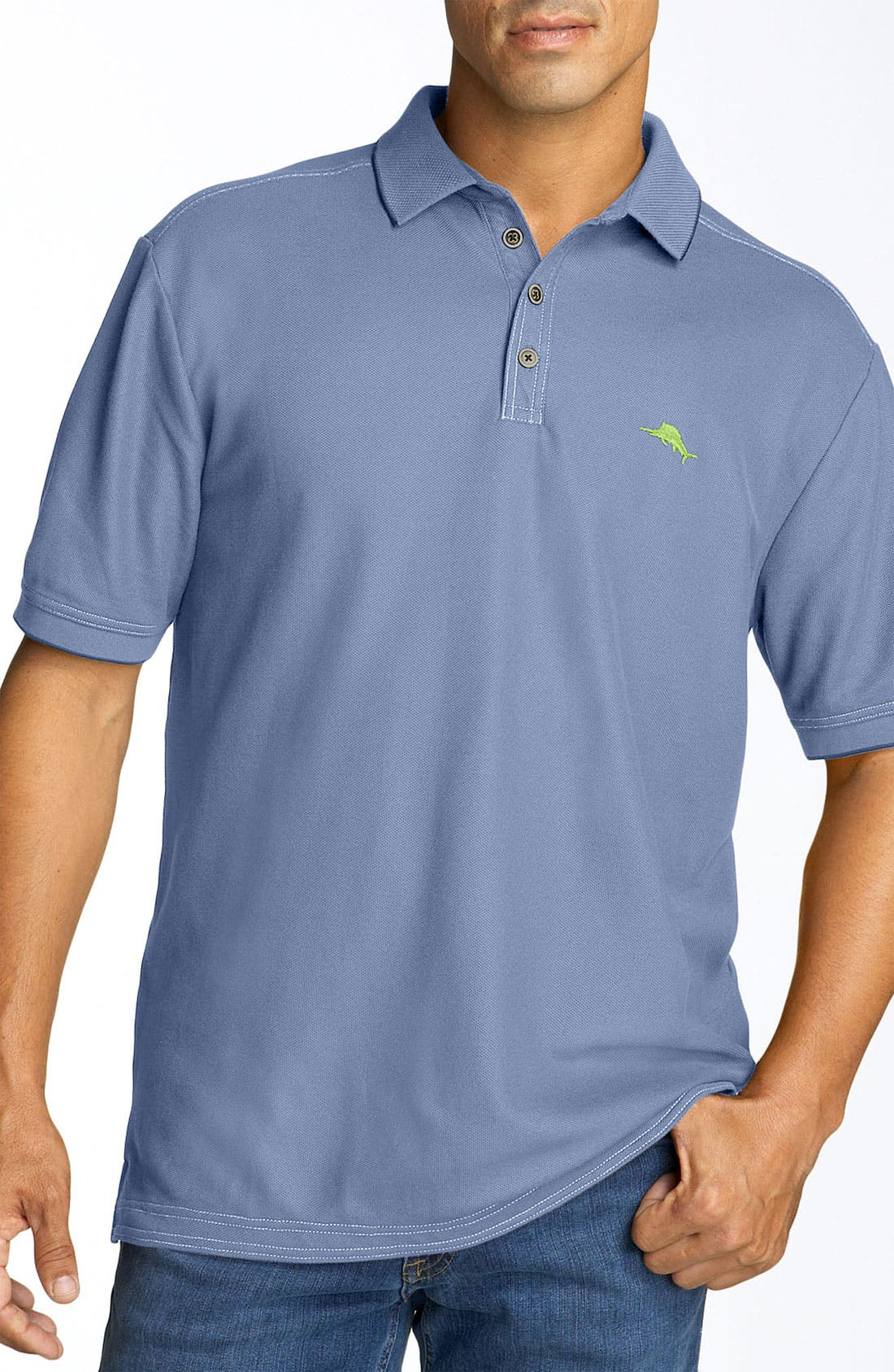 'The Emfielder' Original Fit Piqué Polo,                             Main thumbnail 58, color,