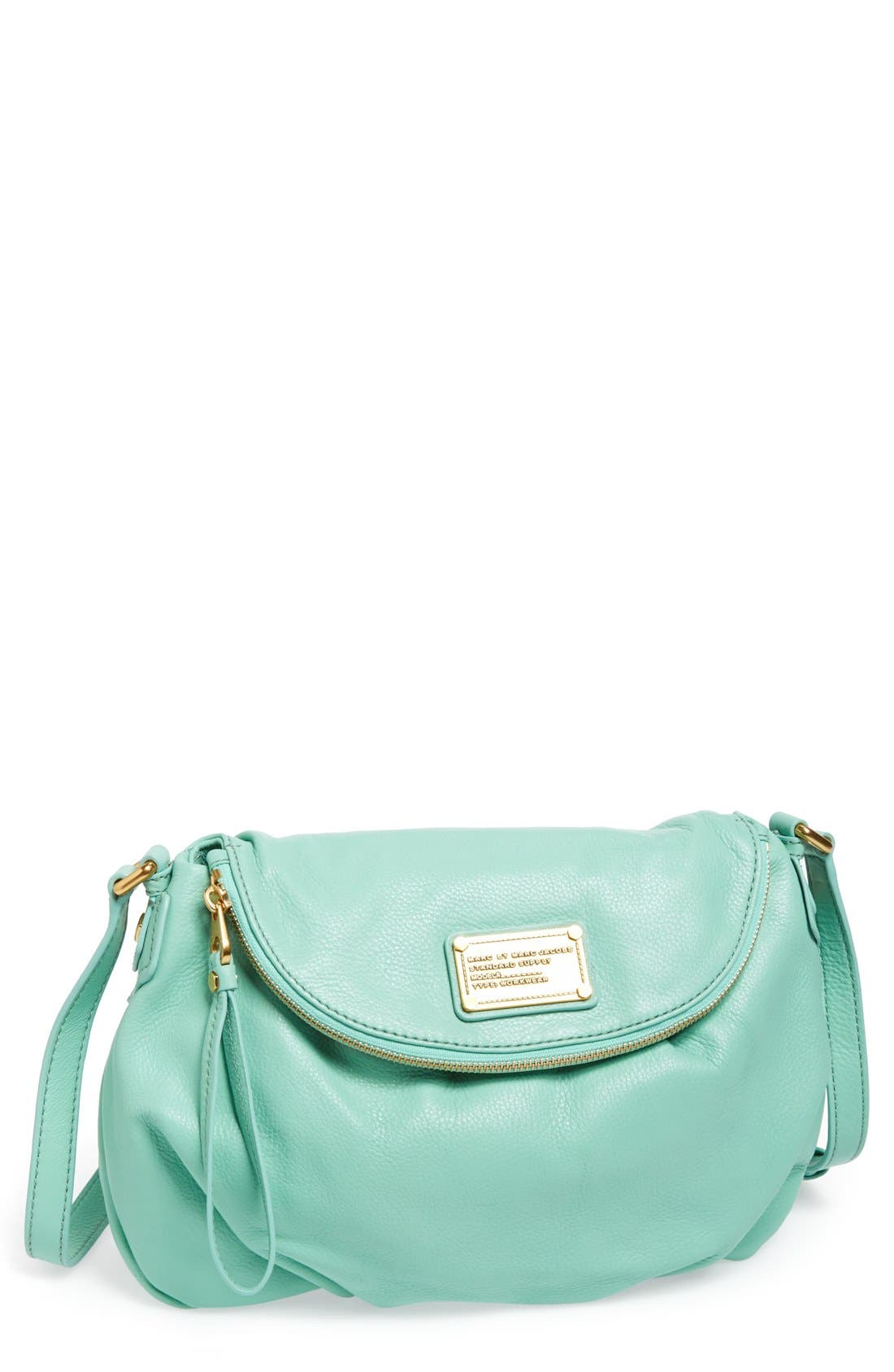 MARC BY MARC JACOBS 'Classic Q - Natasha' Crossbody Bag,                             Main thumbnail 9, color,