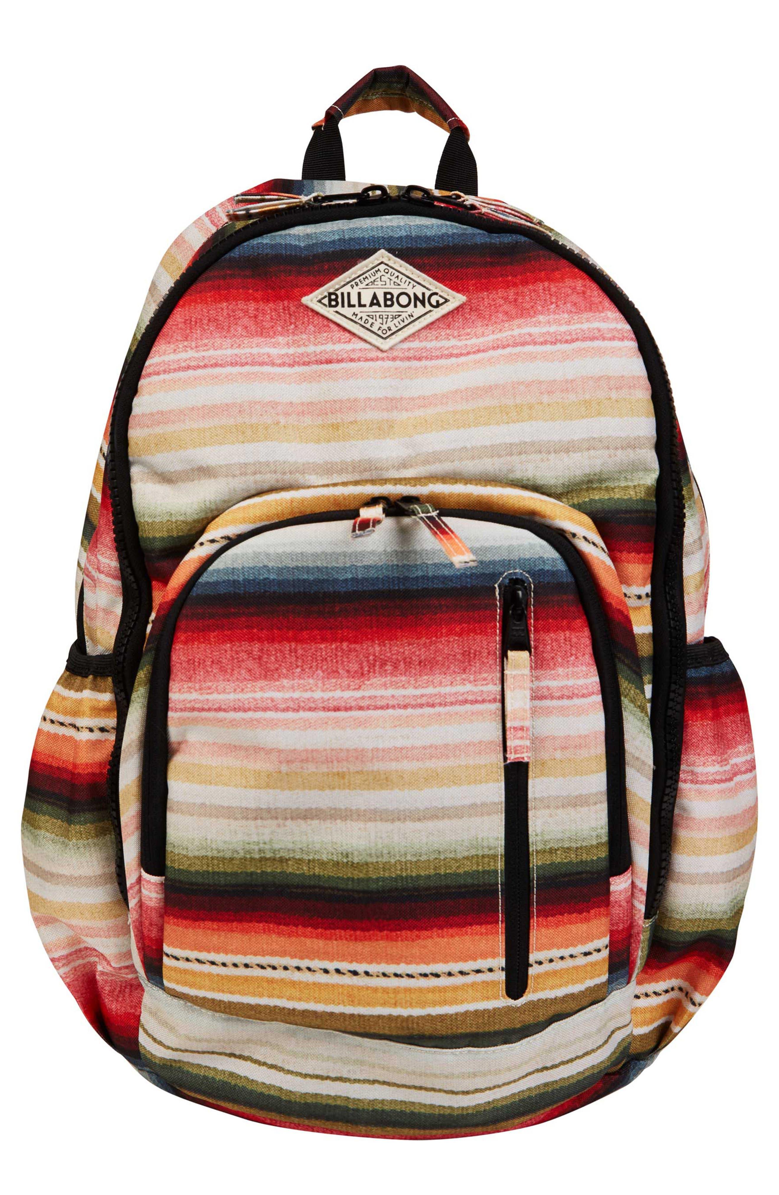 Billabong Roadie Backpack - Coral