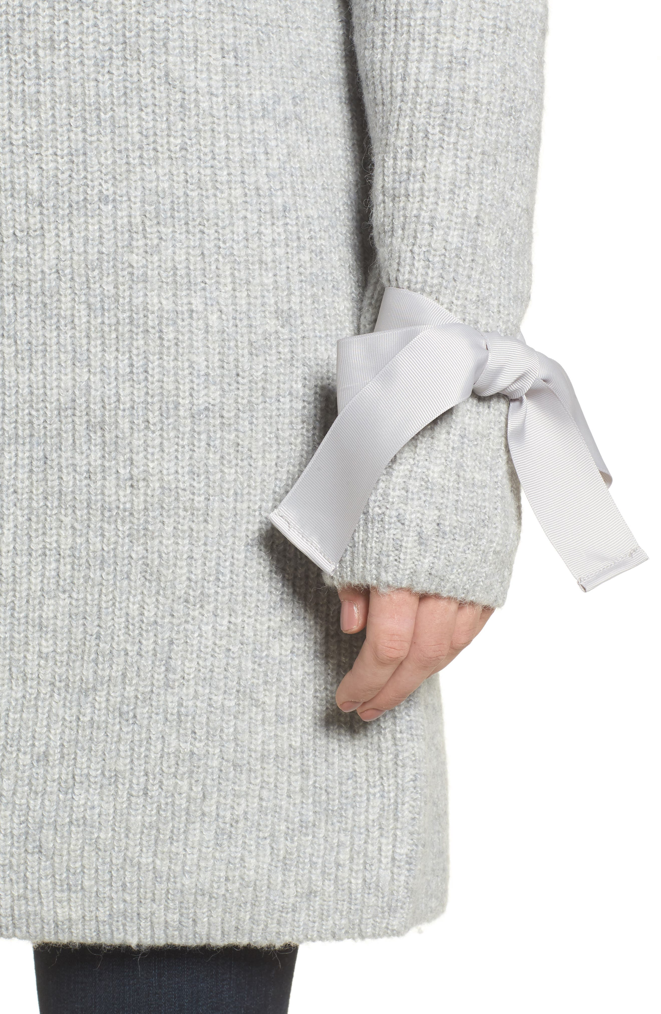 Bow Sleeve Tunic,                             Alternate thumbnail 14, color,