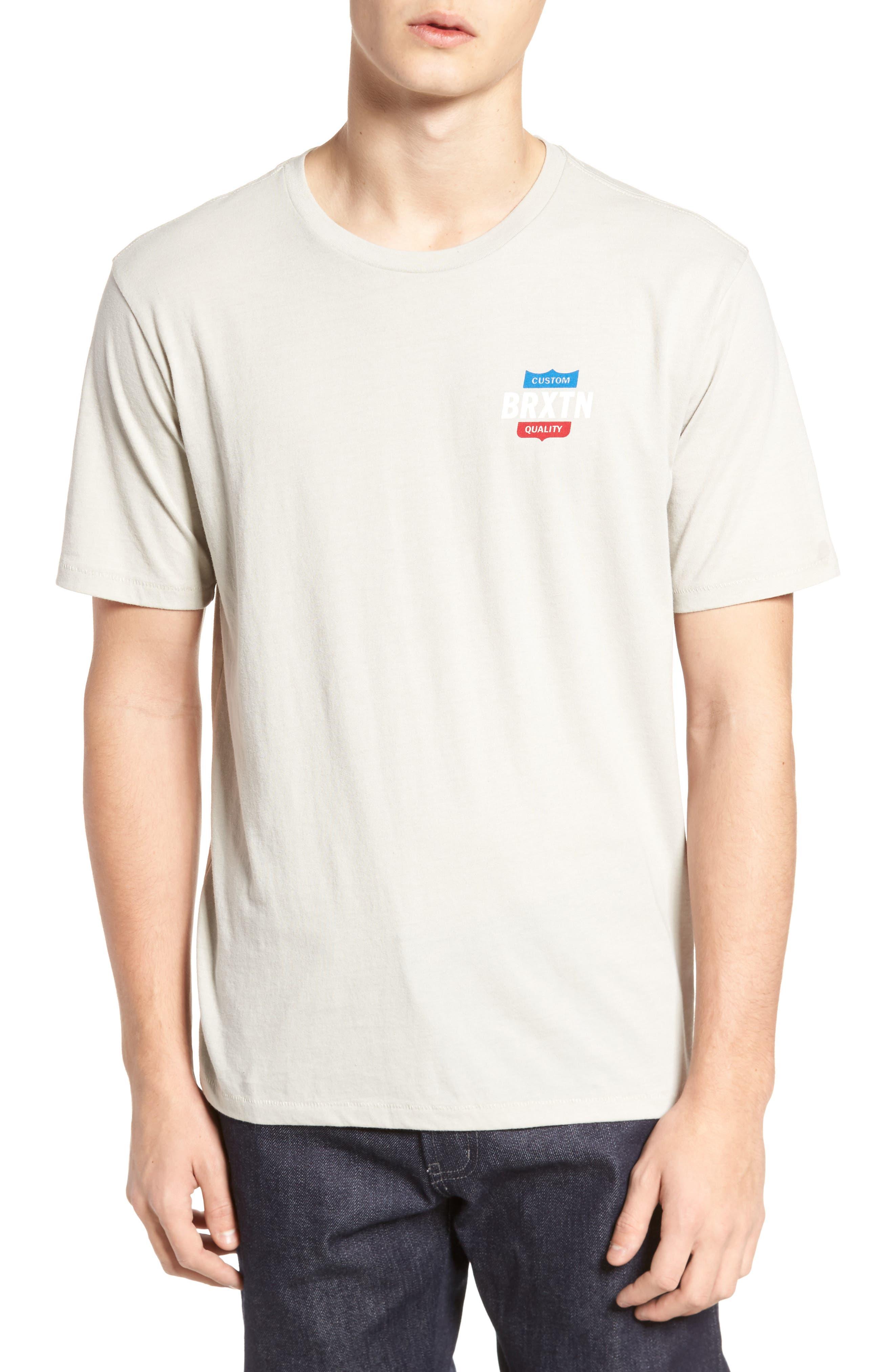 Garth Premium T-Shirt,                         Main,                         color, 020