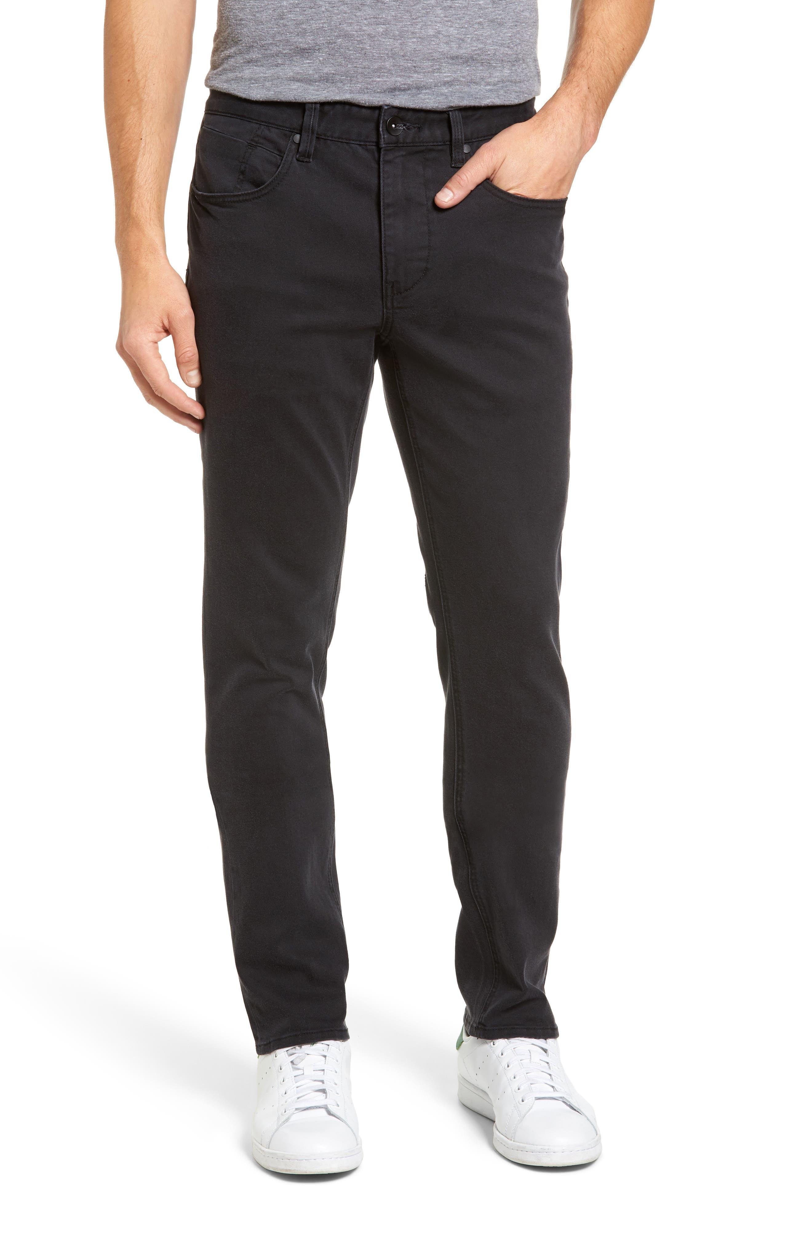 Outside Slim Straight Leg Jeans,                         Main,                         color, 011