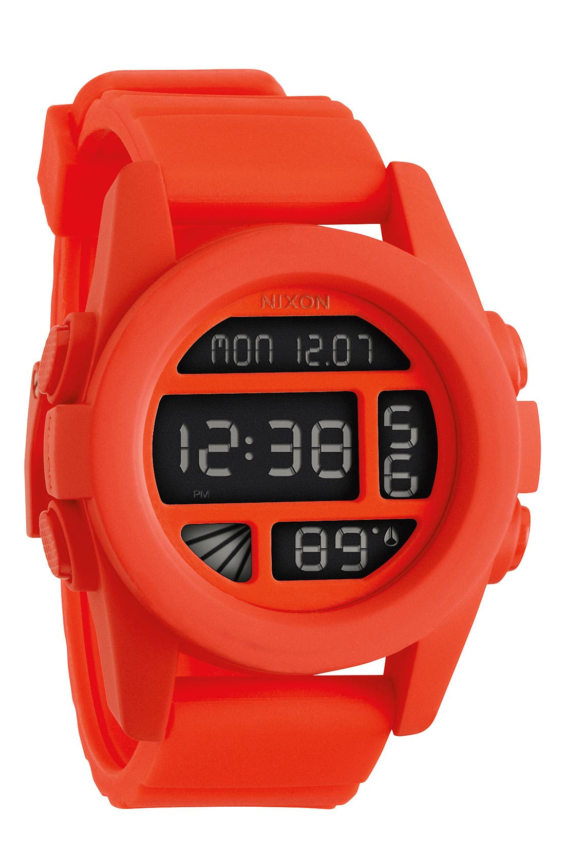 'The Unit' Round Digital Watch, 44mm,                             Main thumbnail 15, color,