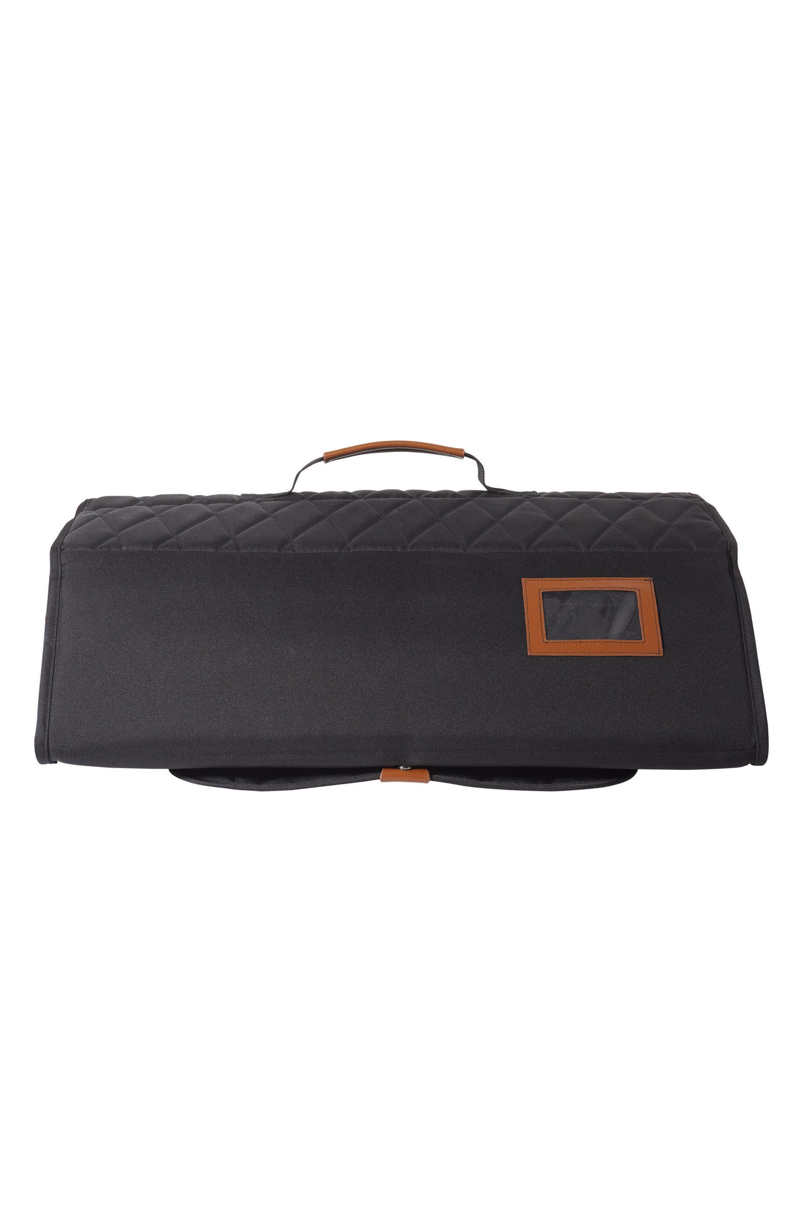 Traveller Water-Resistant Stroller Travel Bag,                             Alternate thumbnail 2, color,                             BLACK