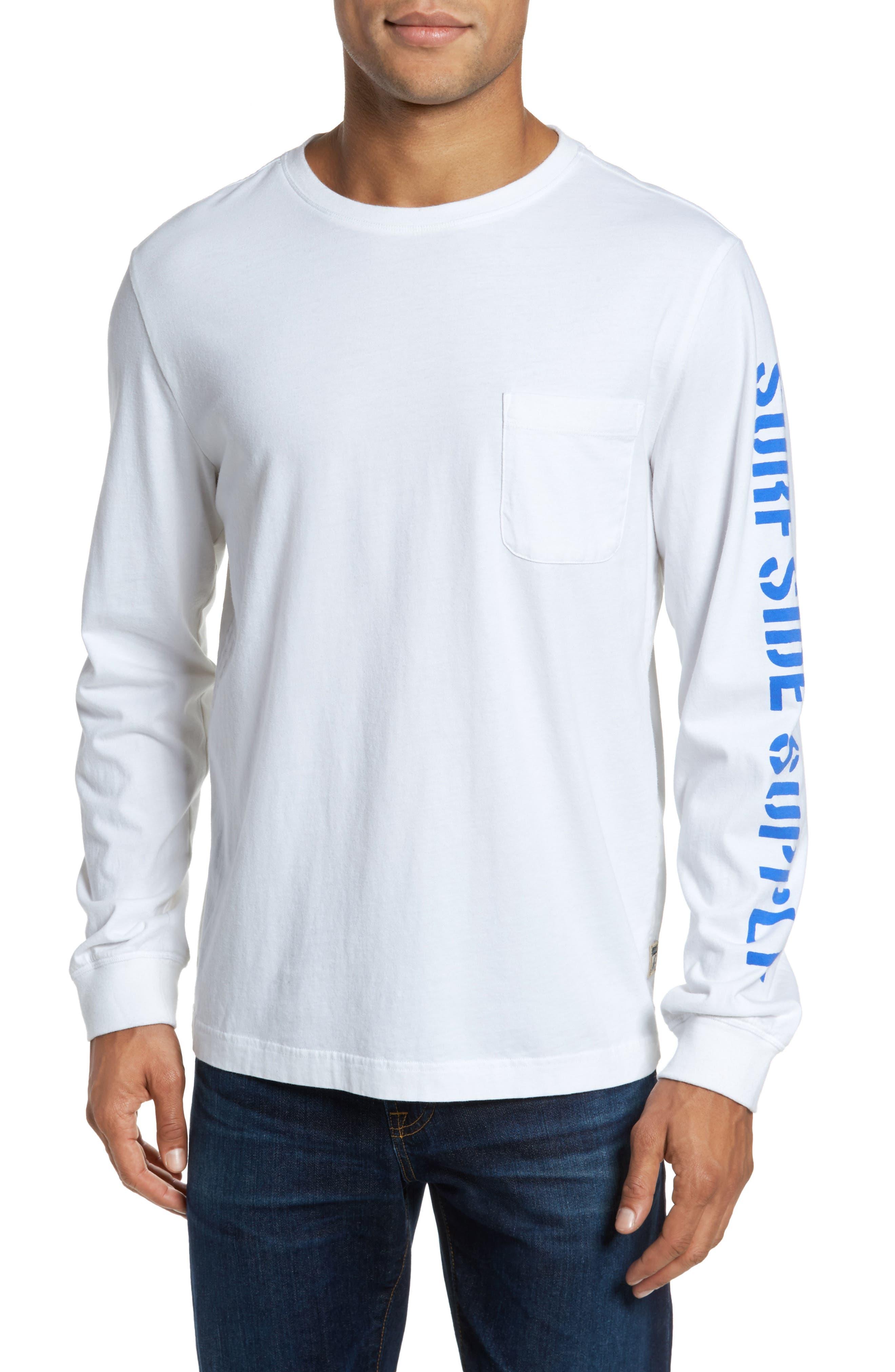 Logo Jersey Crewneck T-Shirt,                         Main,                         color, 100