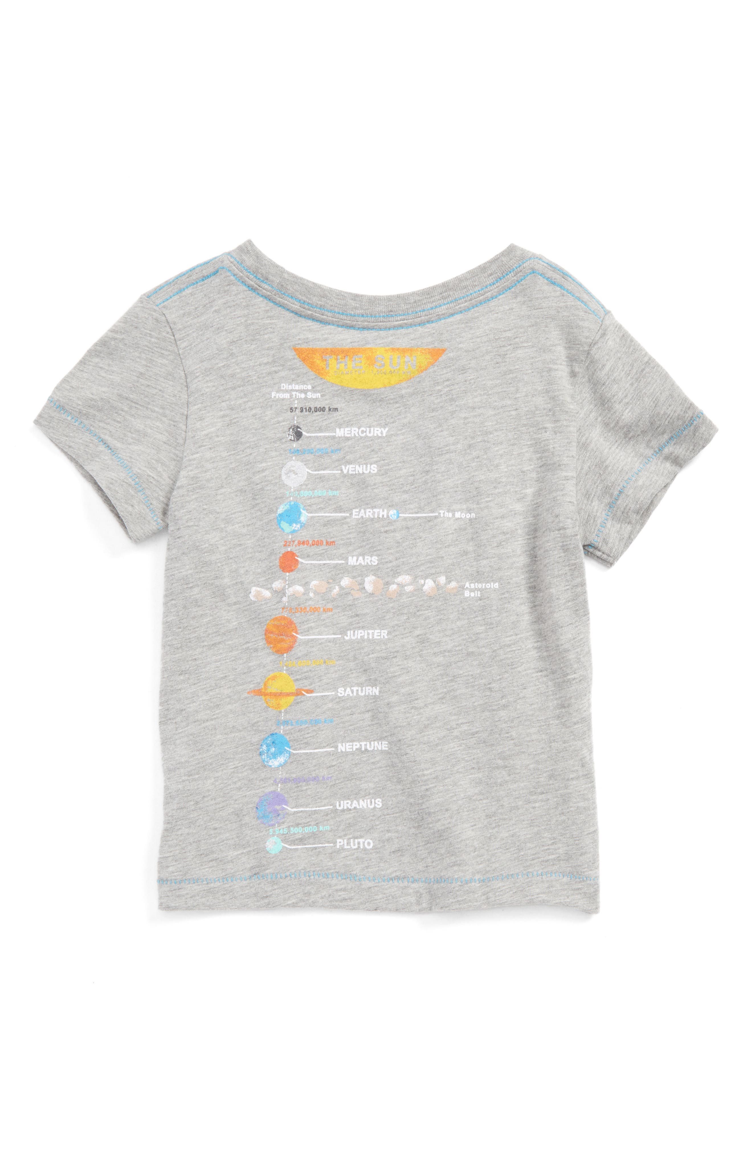 Everything Revolves Around Me T-Shirt,                             Alternate thumbnail 2, color,                             054