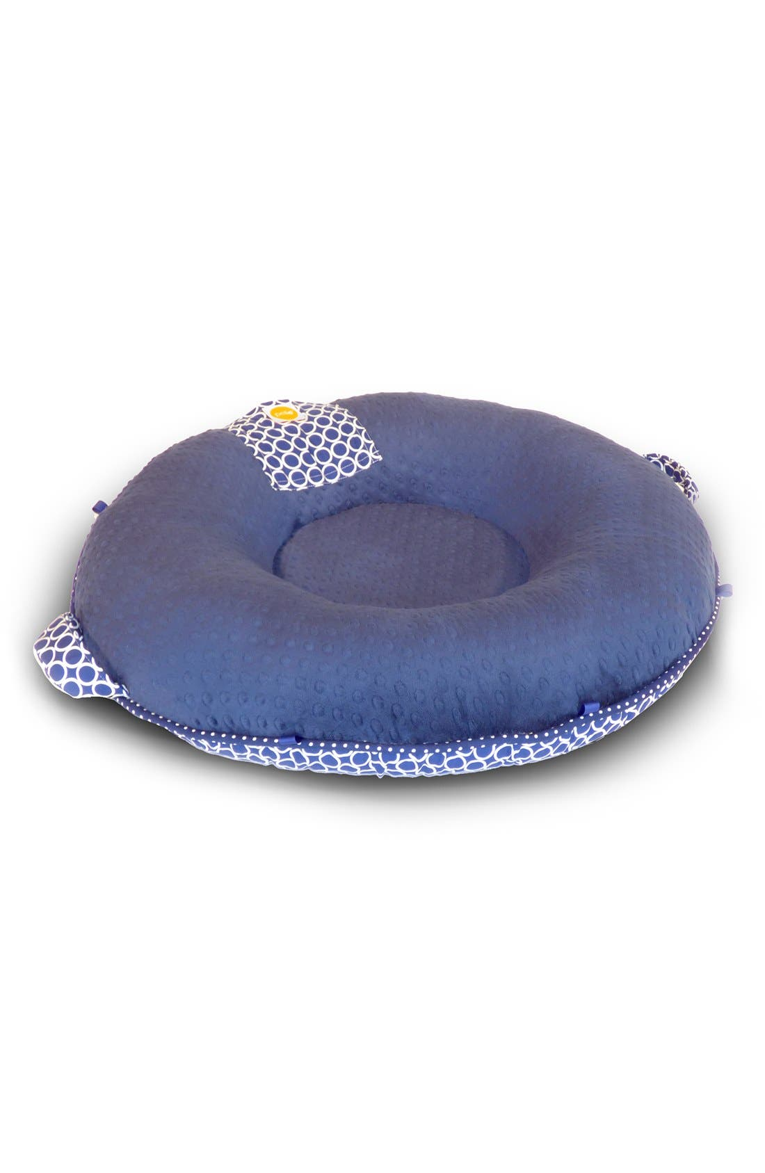 'Nathan' Portable Floor Pillow,                             Alternate thumbnail 3, color,                             410